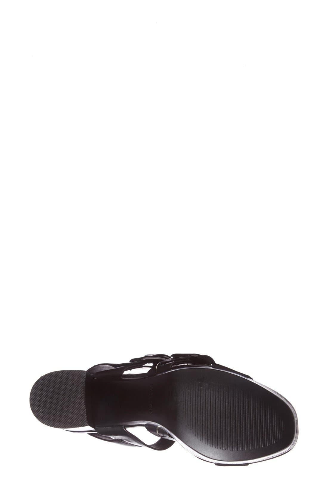 Alternate Image 4  - Topshop 'Lawless' Platform Sandal (Women)