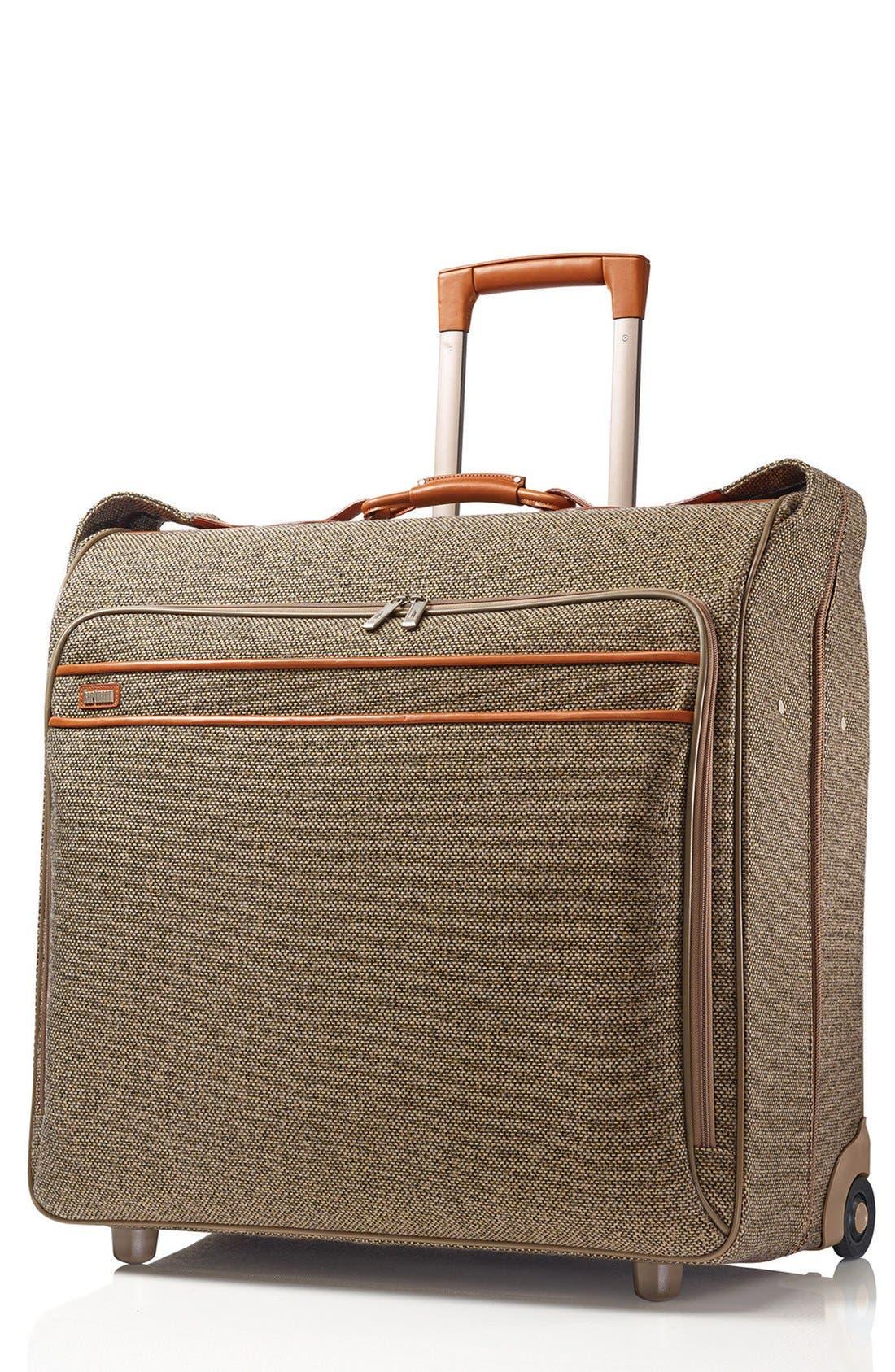 Main Image - Hartmann 'Tweed Belting' Wheeled Garment Bag