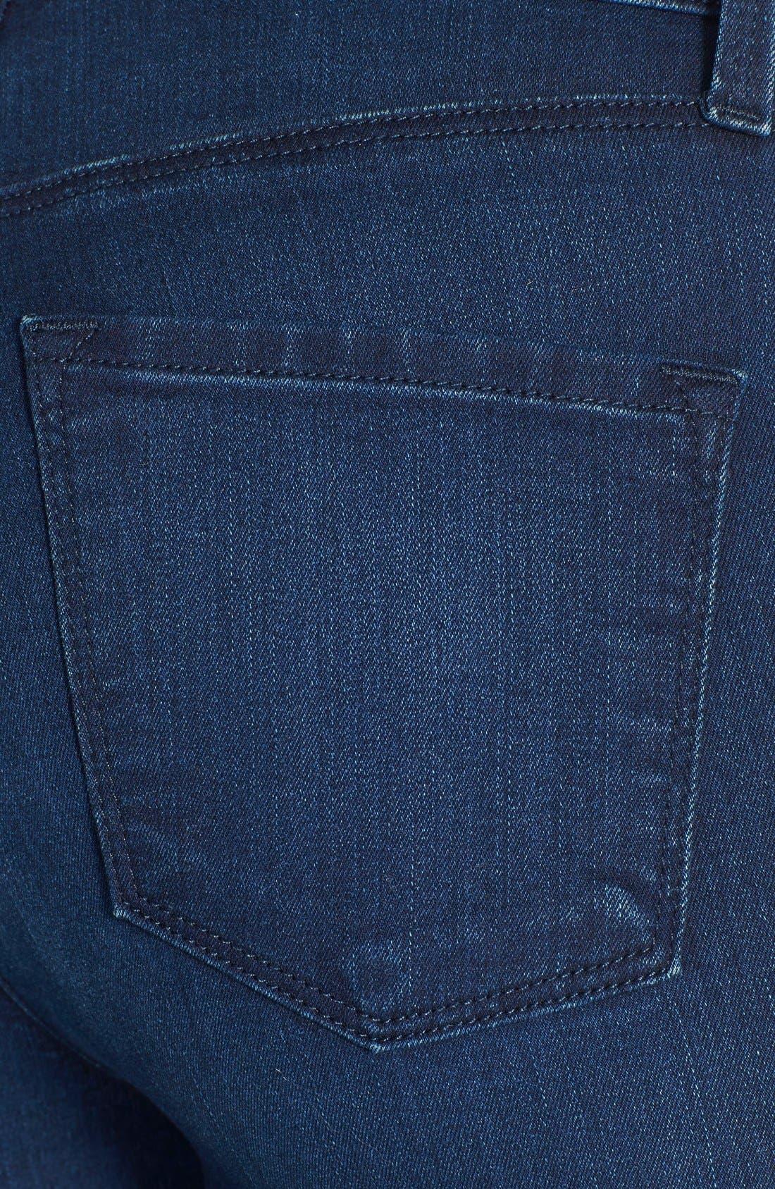 Alternate Image 3  - J Brand 'Maria' High Rise Skinny Jeans (Maria Destiny)