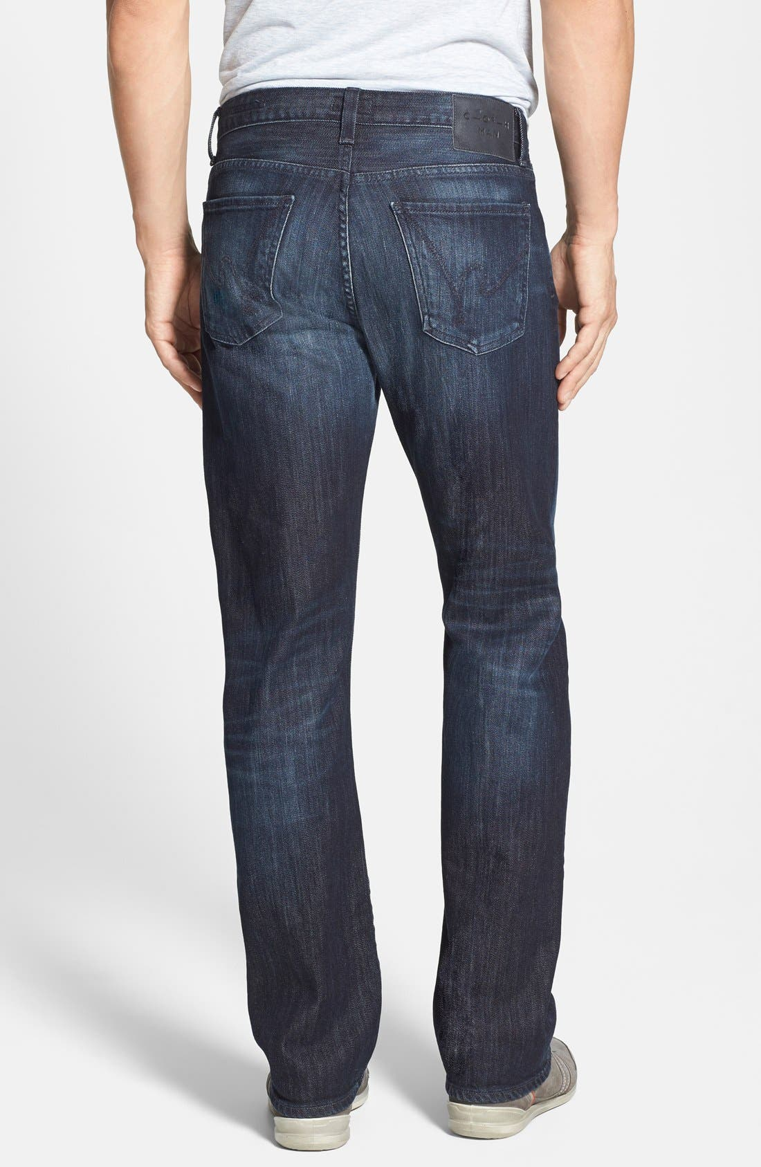 Alternate Image 2  - Citizens of Humanity 'Evans' Relaxed Fit Jeans (Elko)