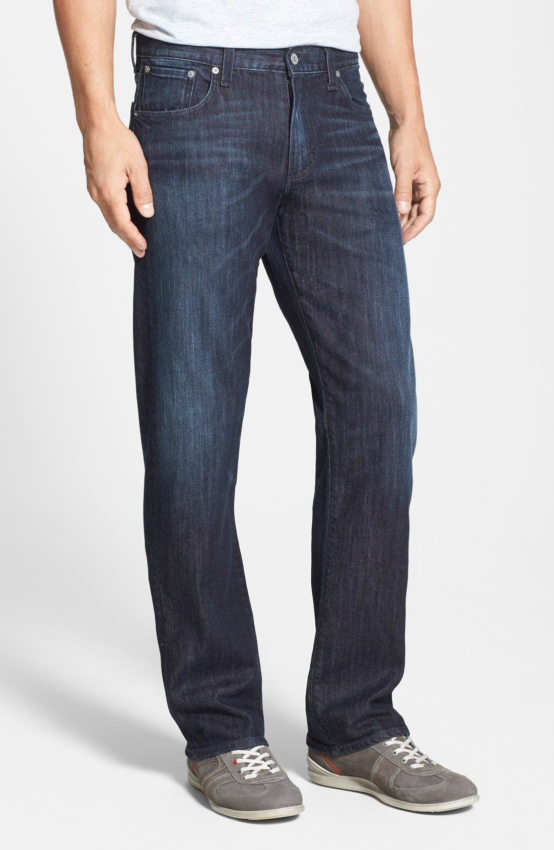 Alternate Image 1 Selected - Citizens of Humanity 'Evans' Relaxed Fit Jeans (Elko)