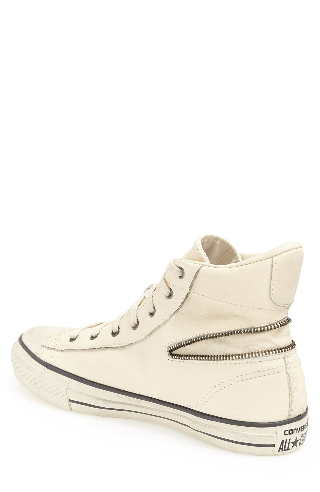 Alternate Image 2  - Converse by John Varvatos Chuck Taylor® Zip Sneaker (Men)