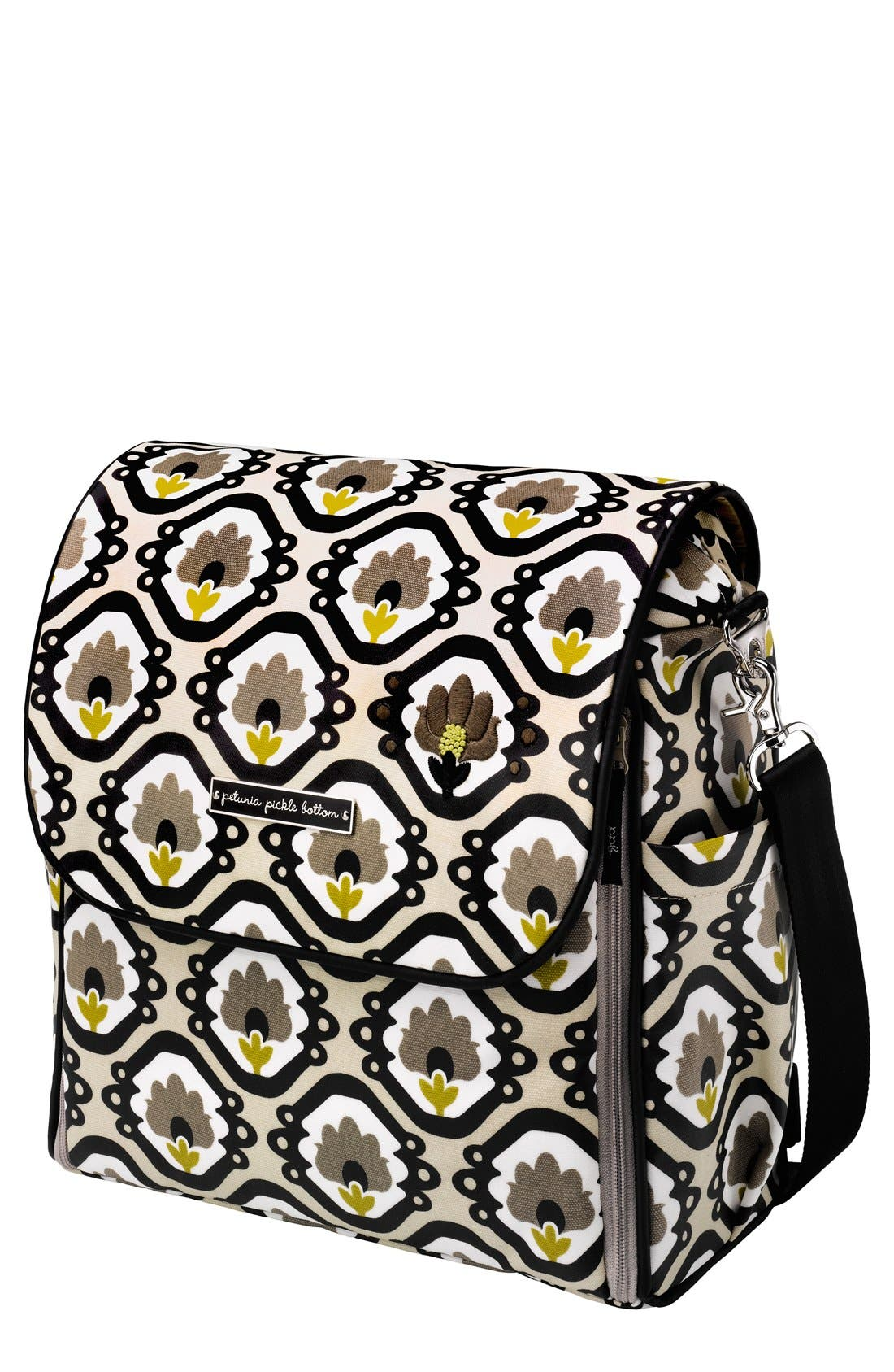 Main Image - Petunia Pickle Bottom 'Boxy Glazed - Fall 2014' Backpack Diaper Bag