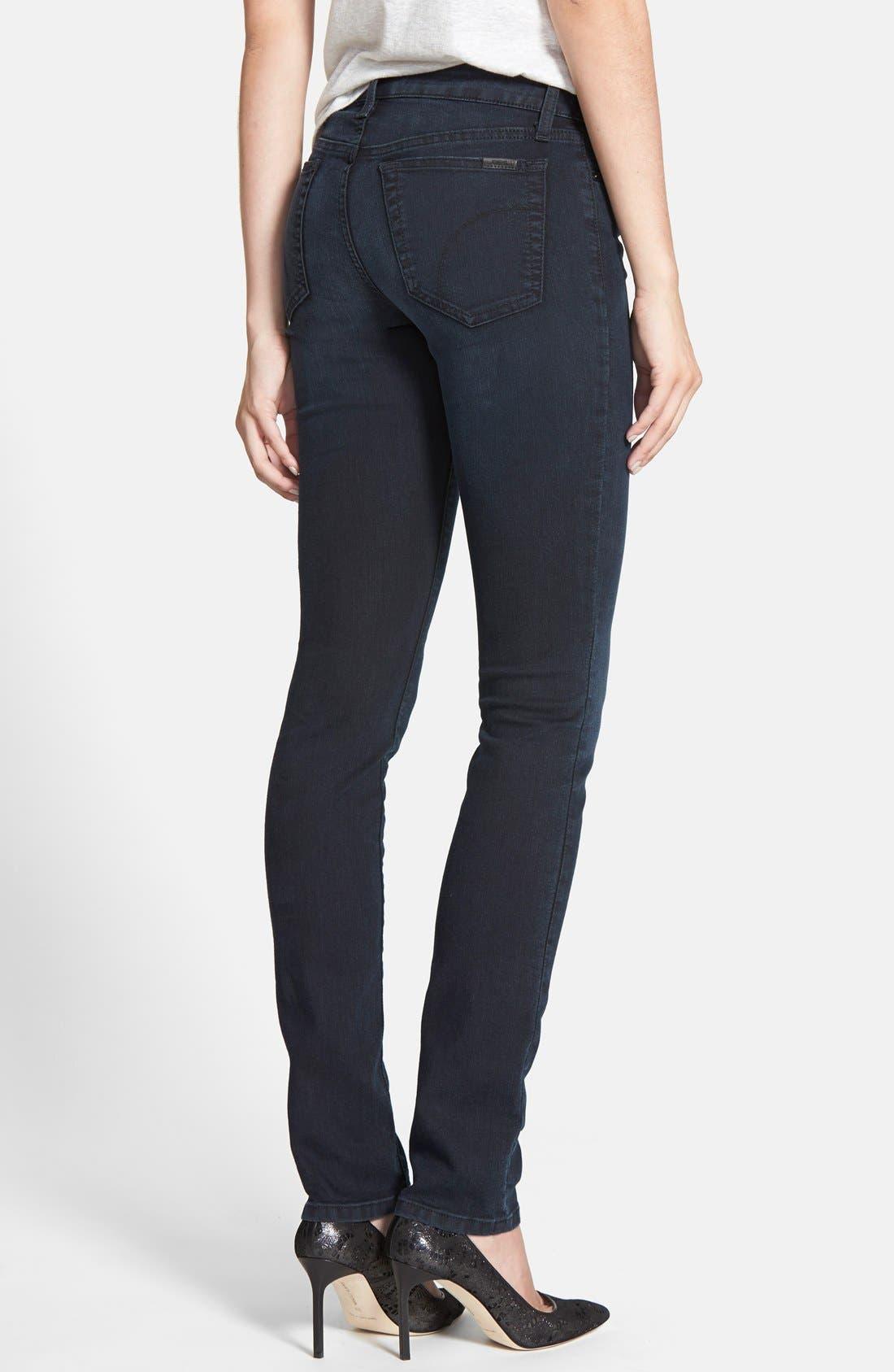 Alternate Image 2  - Joe's Curvy Skinny Jeans (Ava)