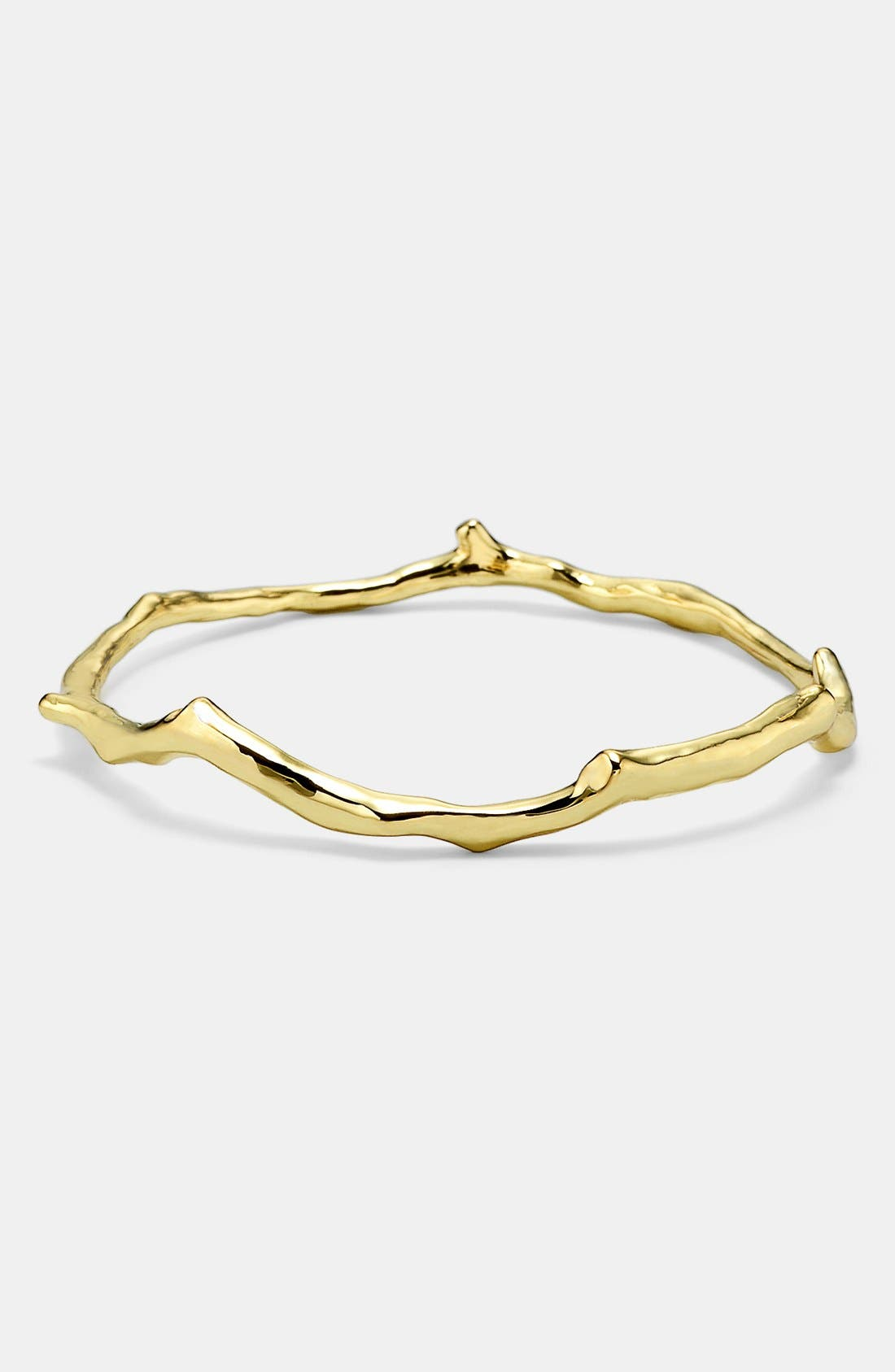 Alternate Image 1 Selected - Ippolita 'Glamazon - Reef' 18k Gold Bangle