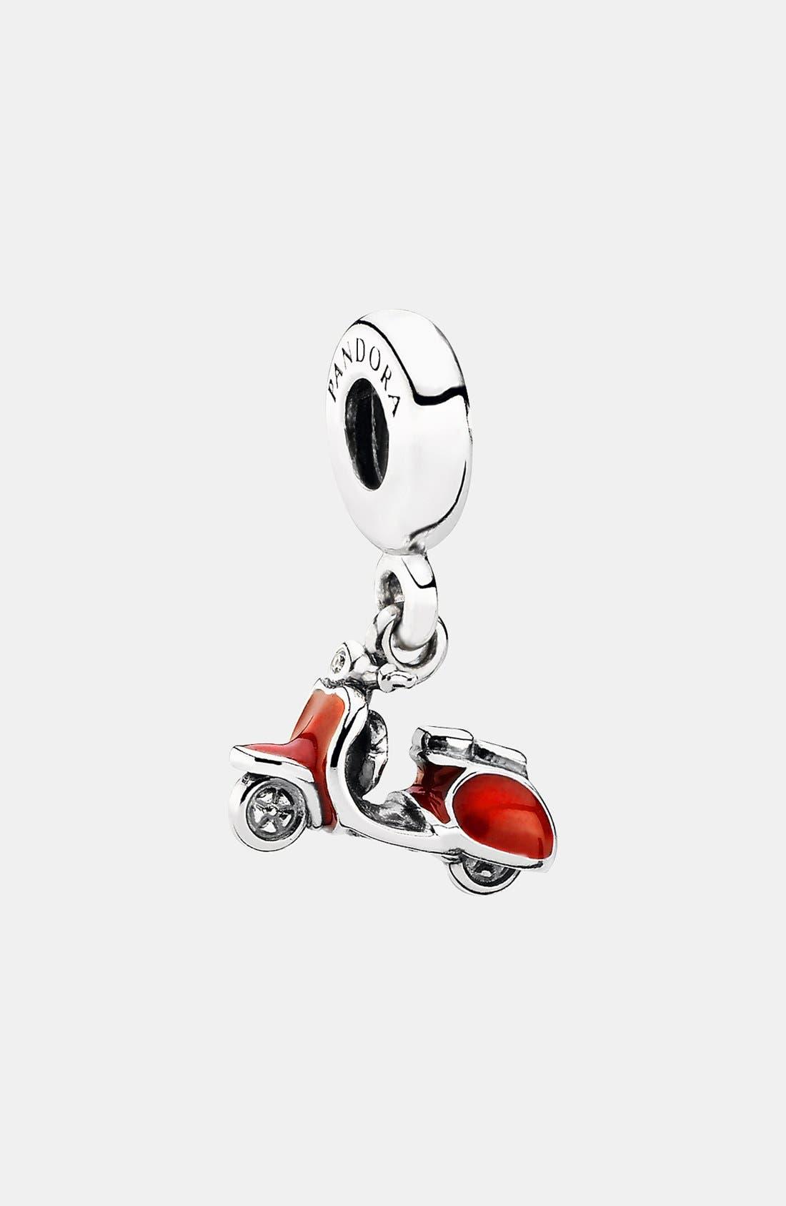 Alternate Image 1 Selected - PANDORA Scooter Dangle Charm
