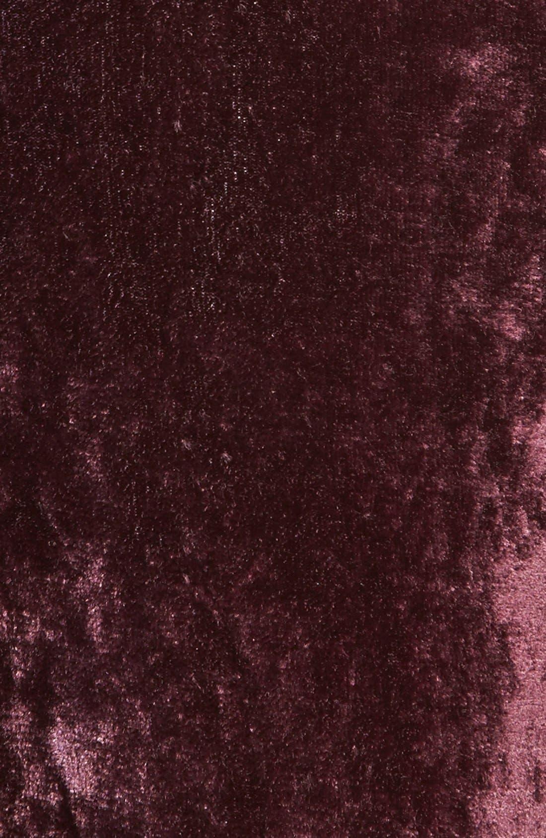 Alternate Image 3  - Raga Velour Bell Bottom Pants