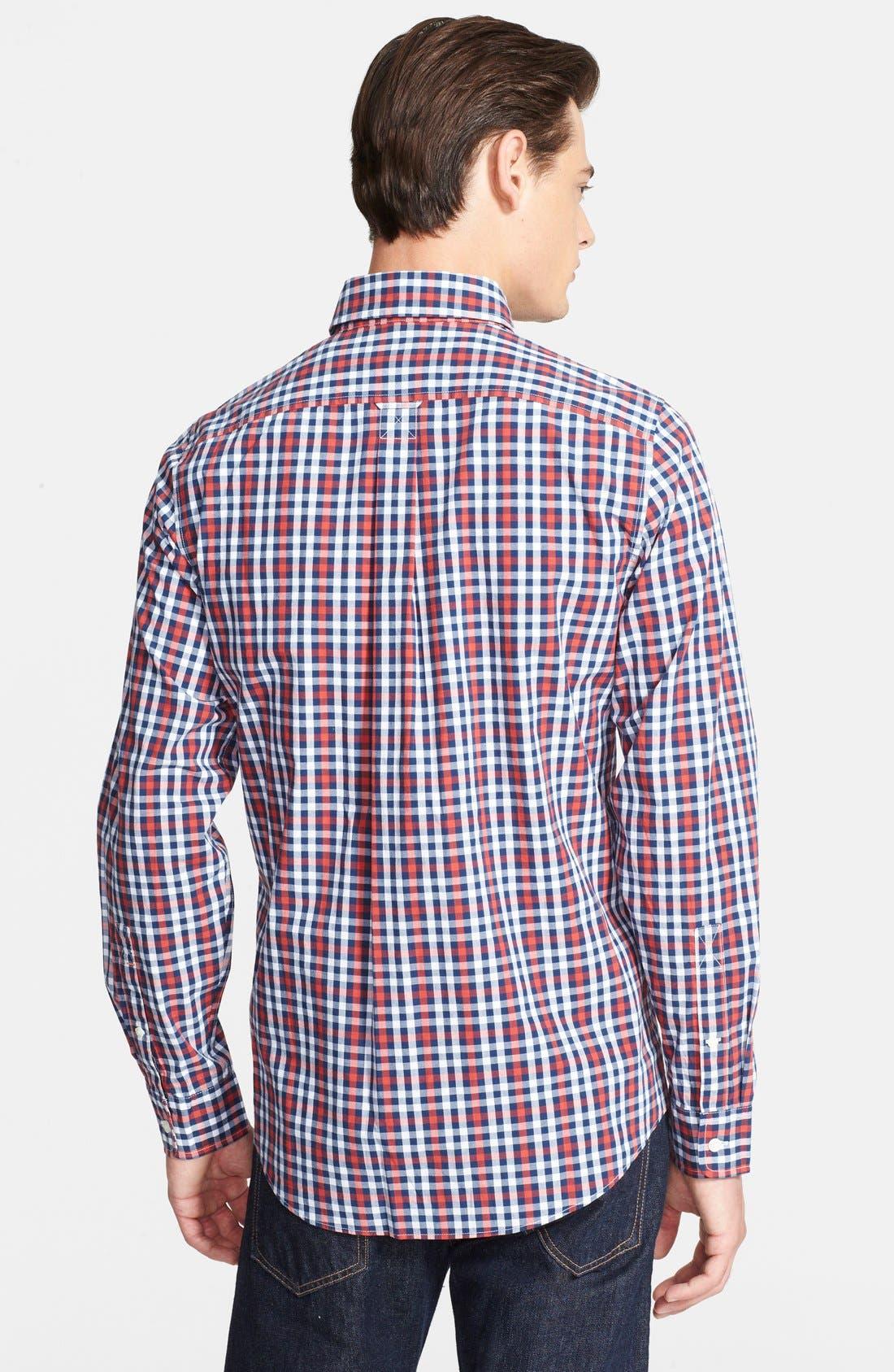 Alternate Image 3  - Jack Spade 'Callahan' Check Woven Shirt