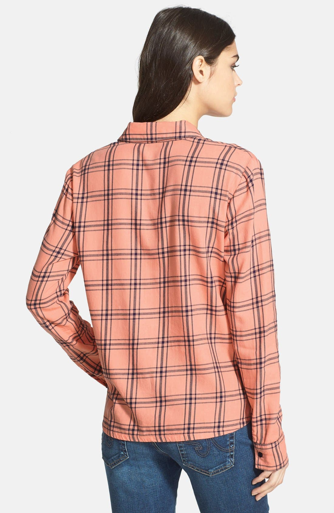 Alternate Image 2  - Splendid 'Aston' Flannel Shirt