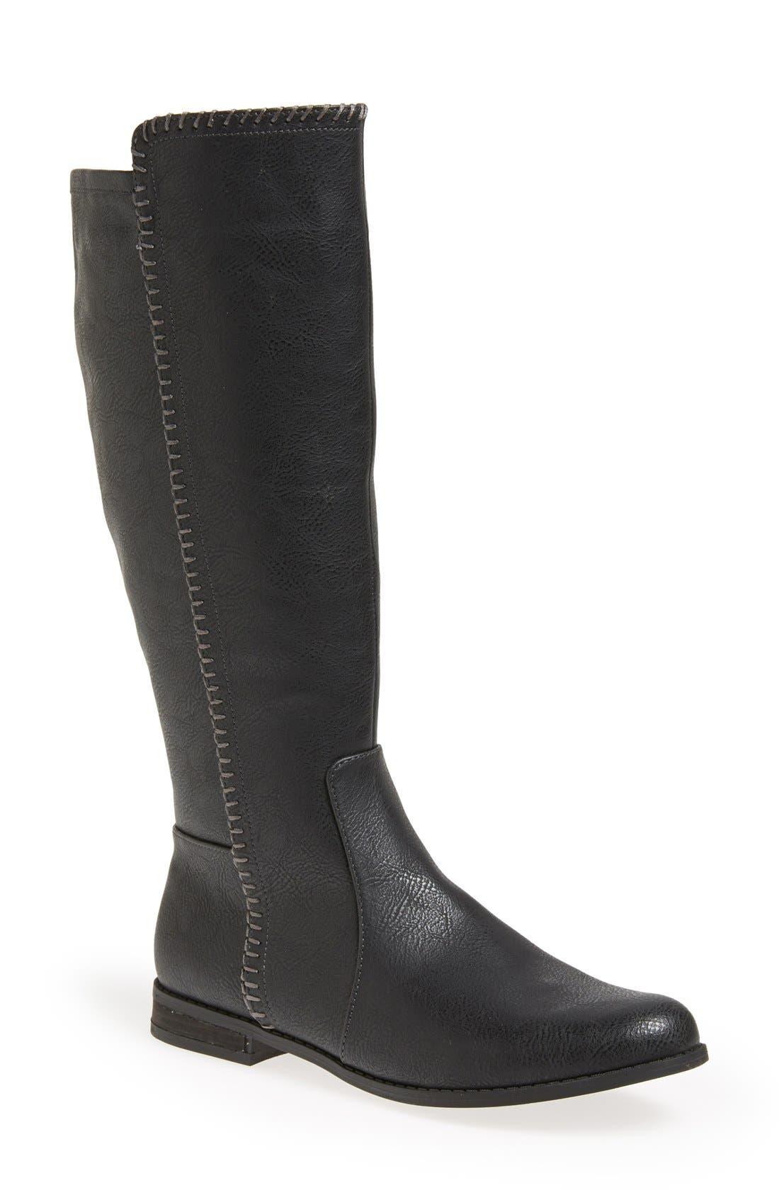 Main Image - Dr. Scholl's 'Confess' Riding Boot (Women) (Wide Calf)
