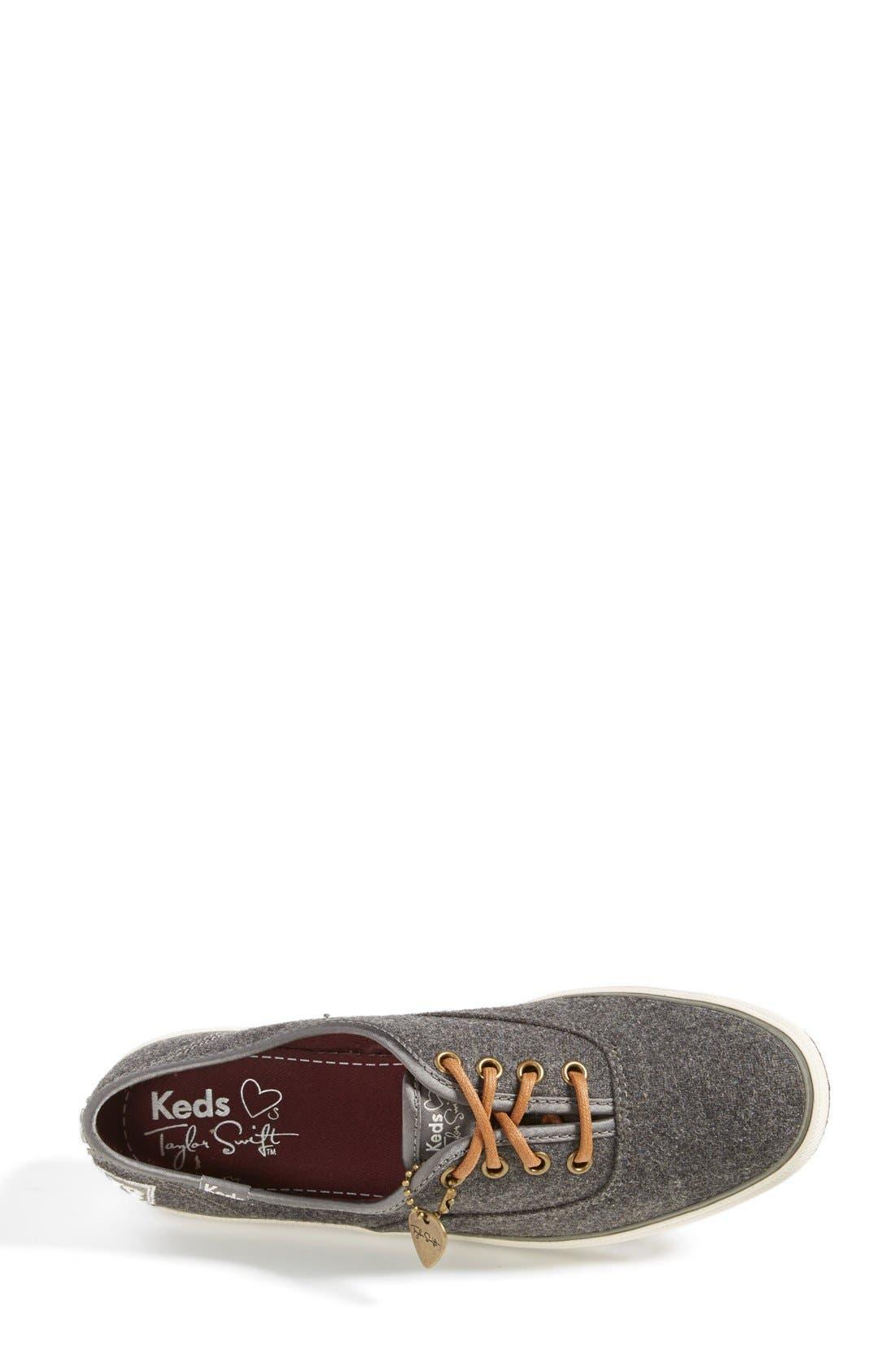 Alternate Image 2  - Keds® 'Champion Wool' Sneaker (Women)