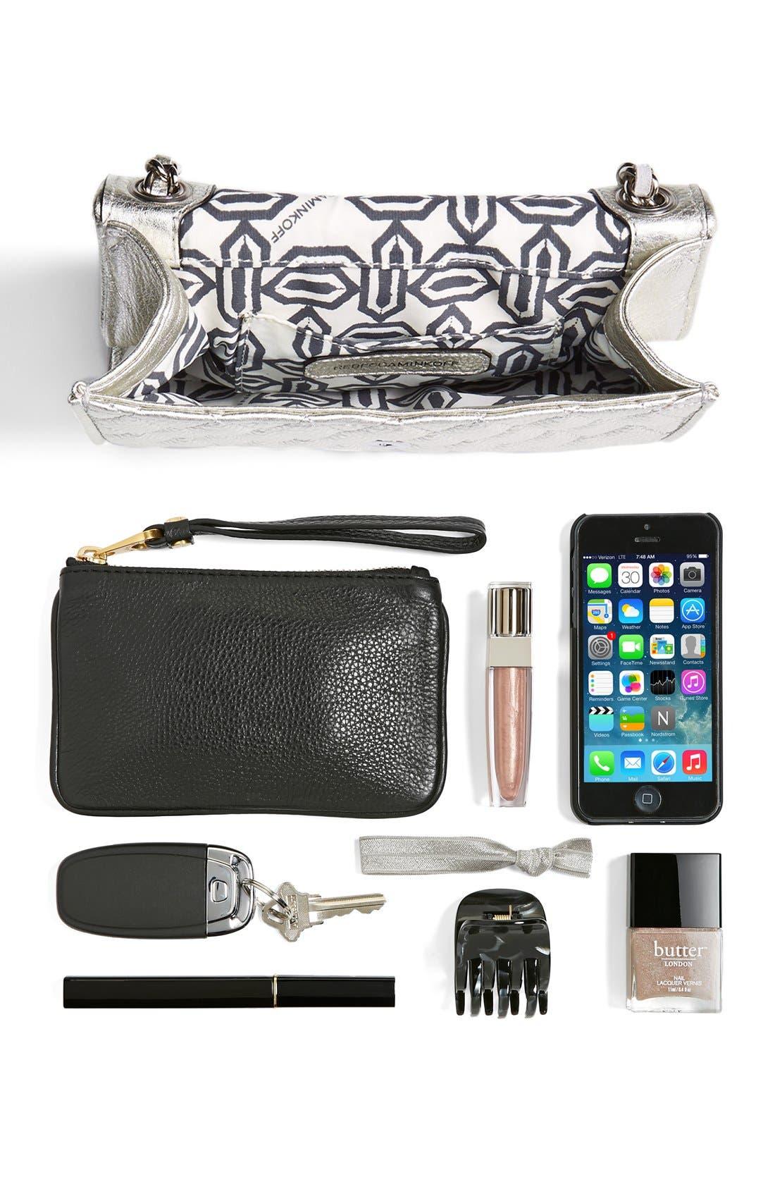 Alternate Image 5  - Rebecca Minkoff 'Mini Quilted Affair' Shoulder Bag