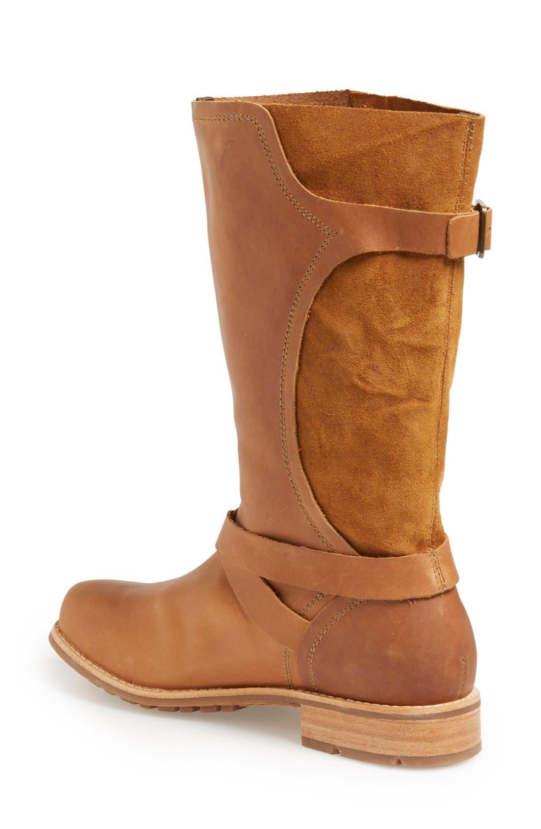 Alternate Image 2  - OluKai 'Pa'ai' Leather Boot (Women)