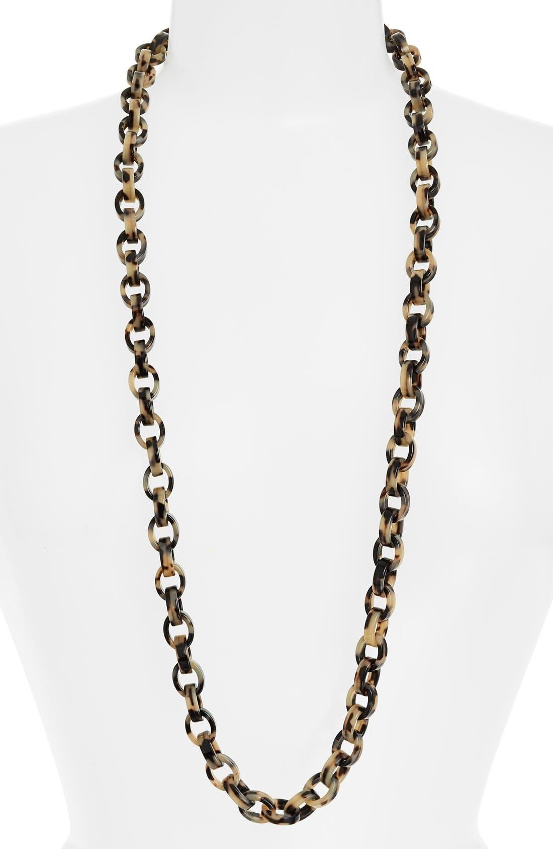 L. ERICKSON 'Sophie' Link Necklace