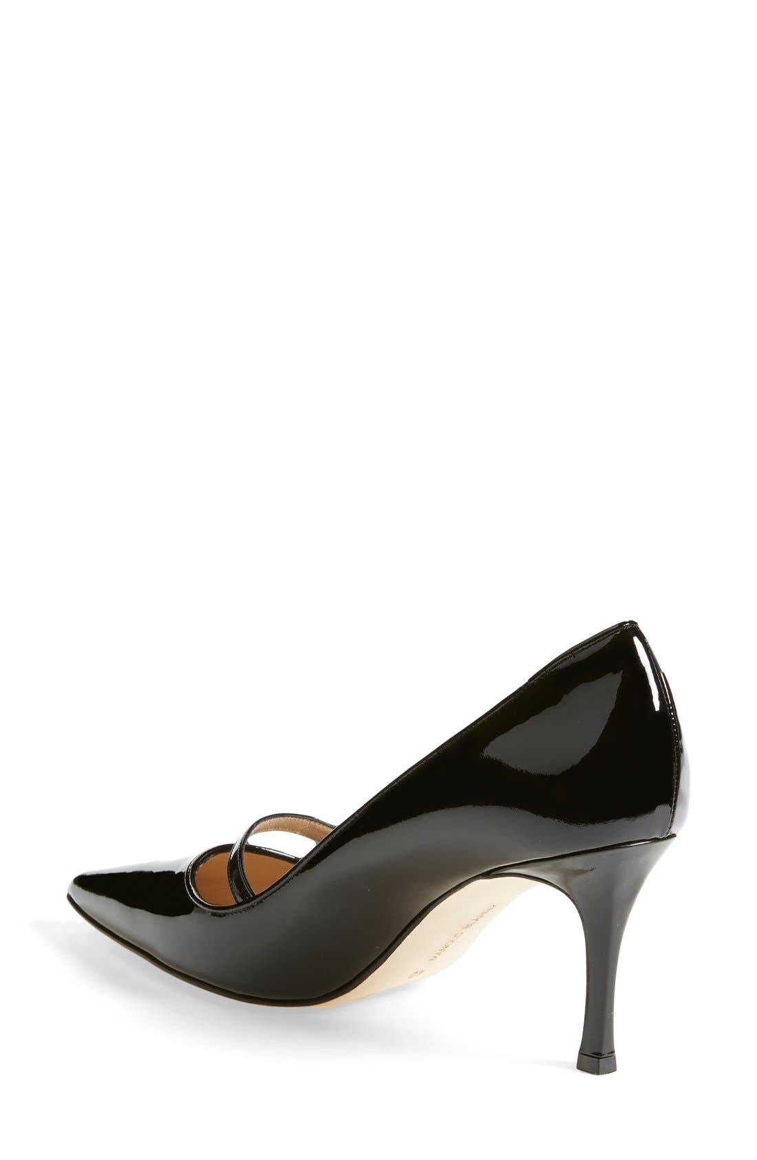 Alternate Image 2  - Manolo Blahnik 'Mladari' Mary Jane Pump (Women)