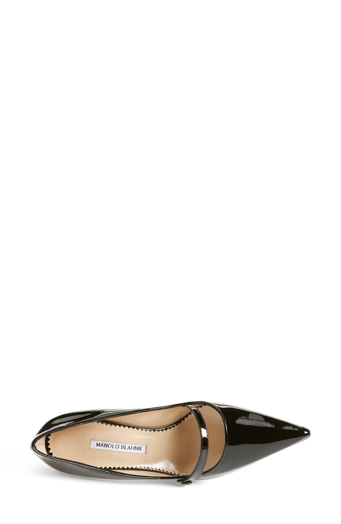 Alternate Image 3  - Manolo Blahnik 'Mladari' Mary Jane Pump (Women)