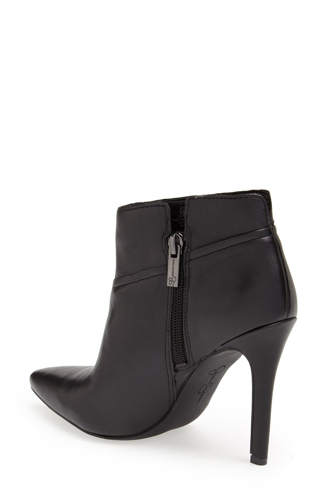 Alternate Image 2  - Jessica Simpson 'Coolen' Pointy Toe Bootie (Women)