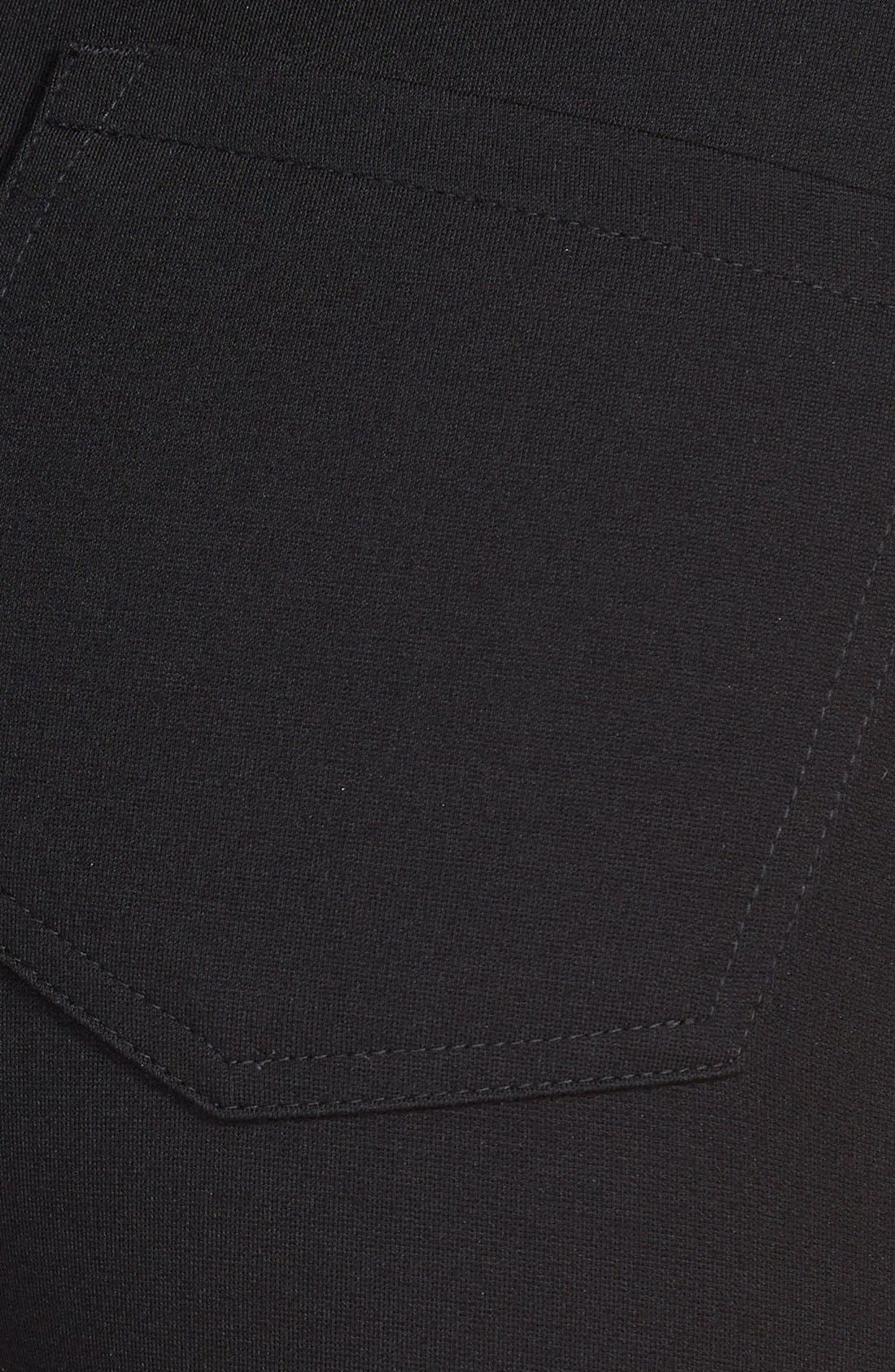Alternate Image 3  - NYDJ Ponte Baby Bootcut Pants (Petite)