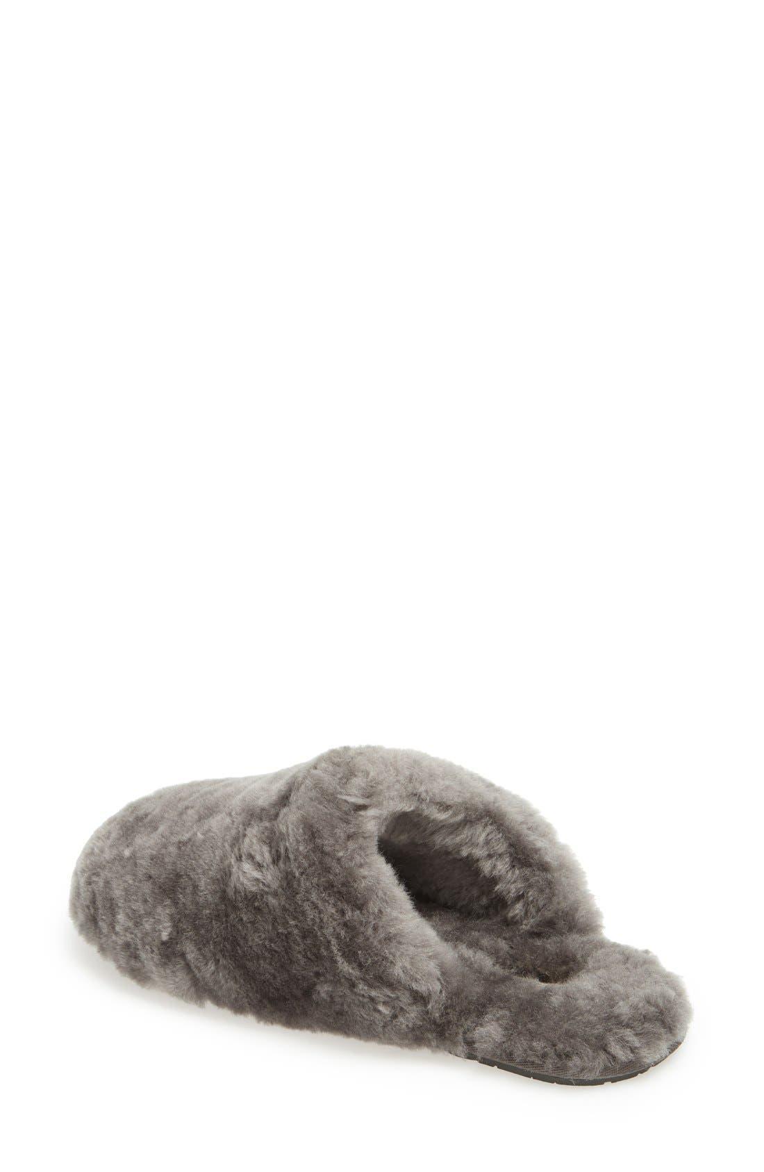 Alternate Image 2  - UGG® 'Fluff' Slipper