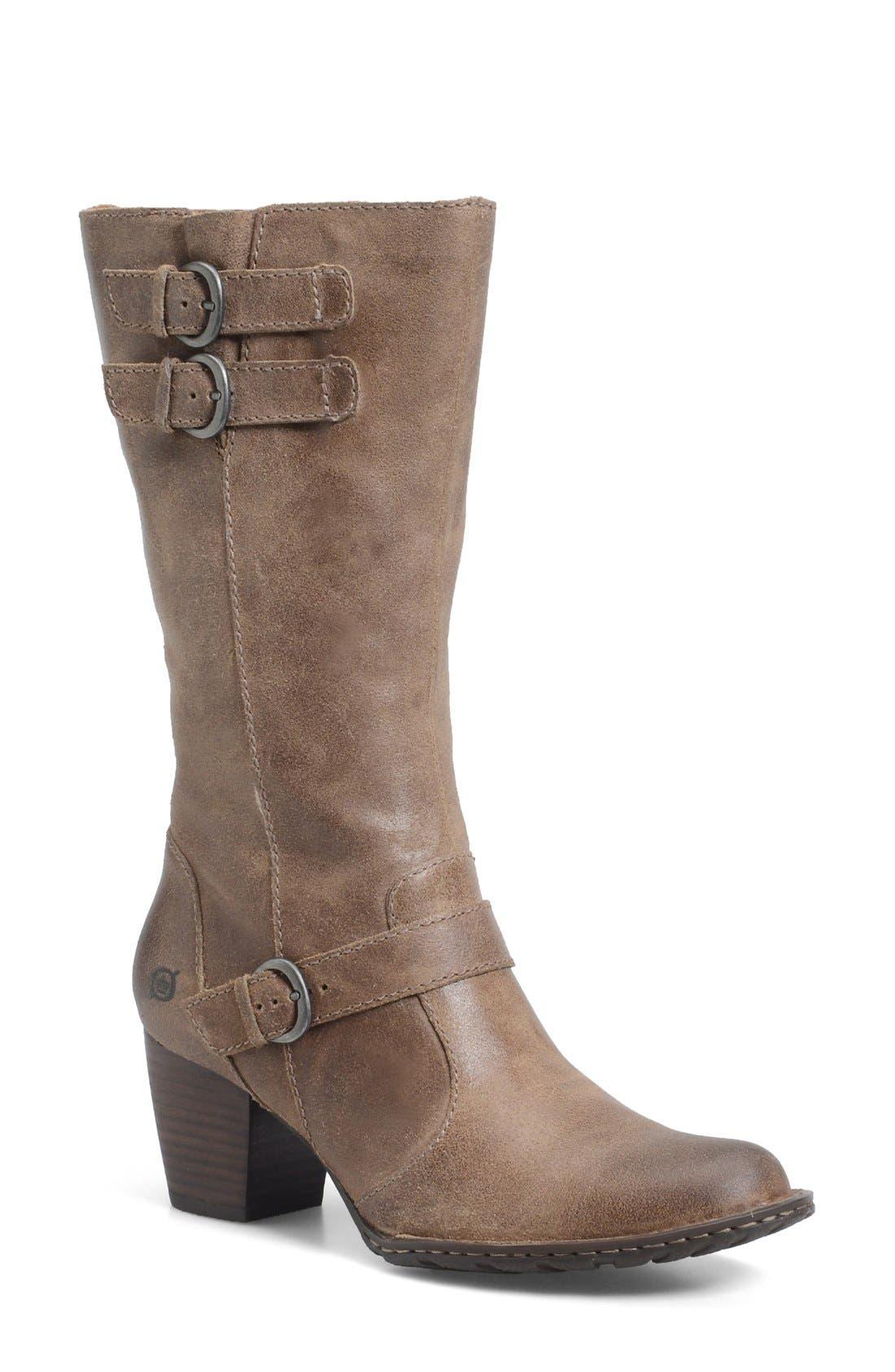 Alternate Image 1 Selected - Børn 'Robyn' Boot (Women)