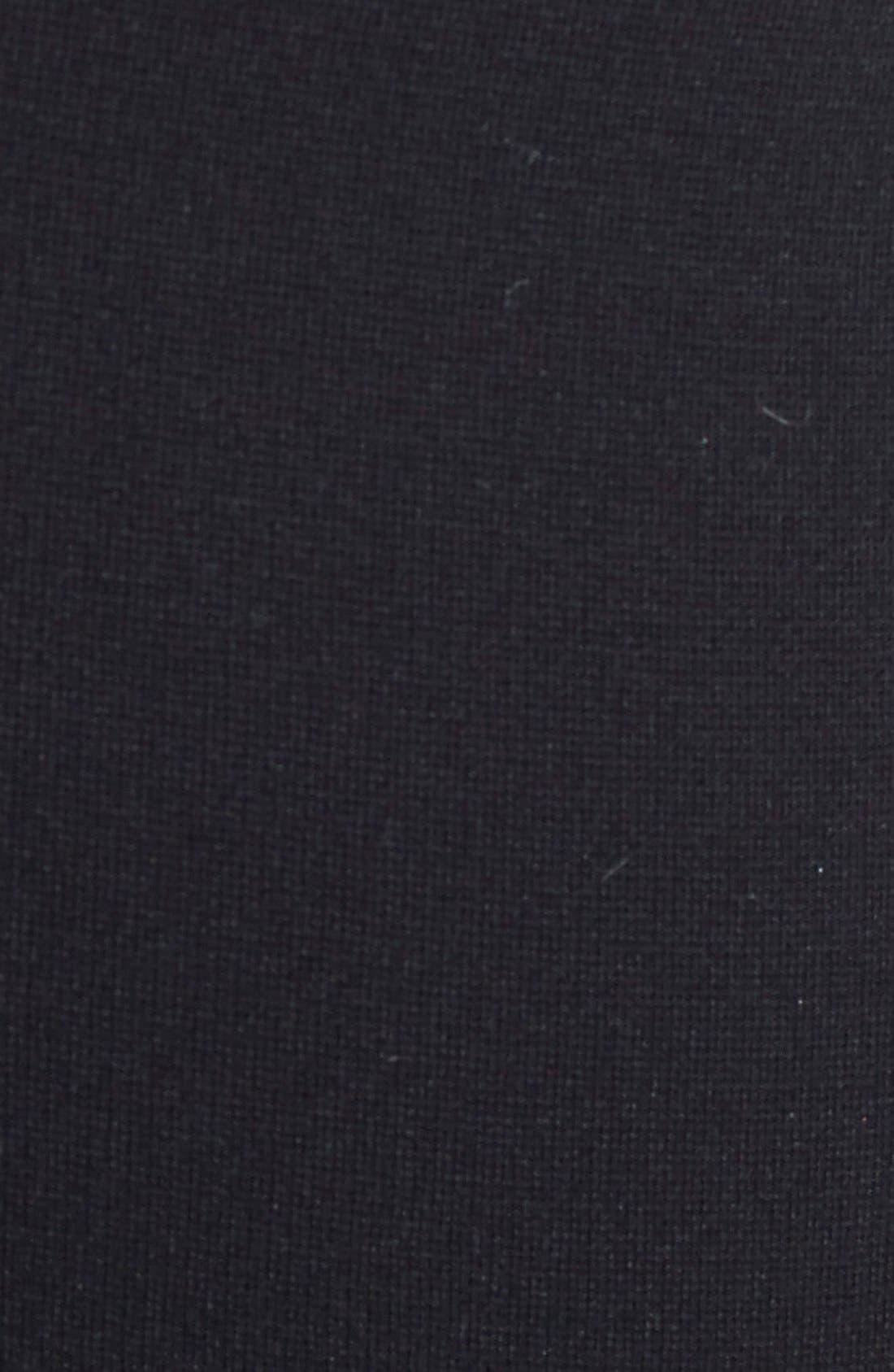 Alternate Image 3  - Eva Alexander London Tailored Ponte Knit Maternity Pencil Skirt