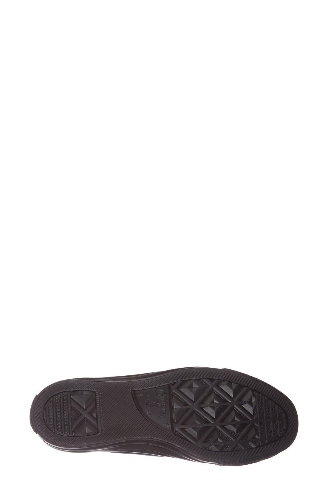Alternate Image 4  - Chuck Taylor® All Star® Waterproof Rubber Rain Sneaker (Women)