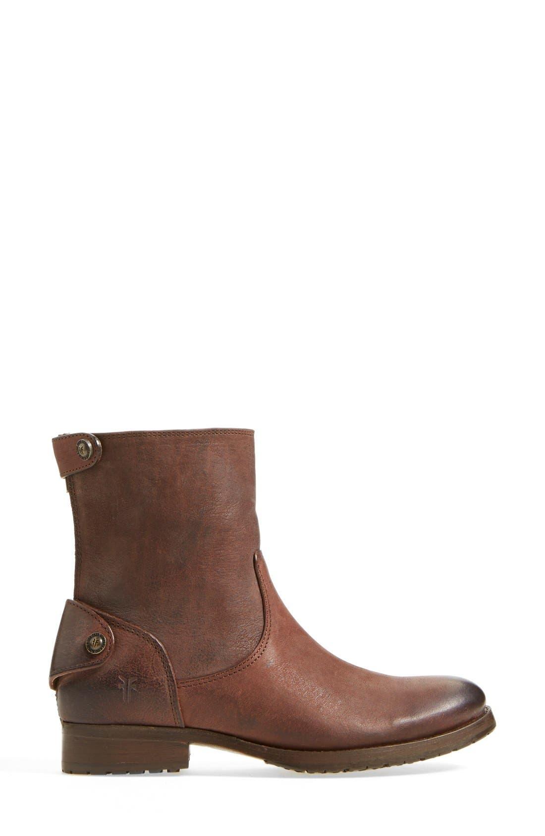 Alternate Image 7  - Frye 'Melissa' Short Boot (Women)