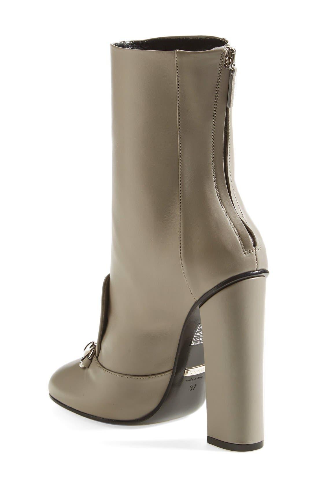 Alternate Image 2  - Gucci 'Lillian' Bit Boot (Women)