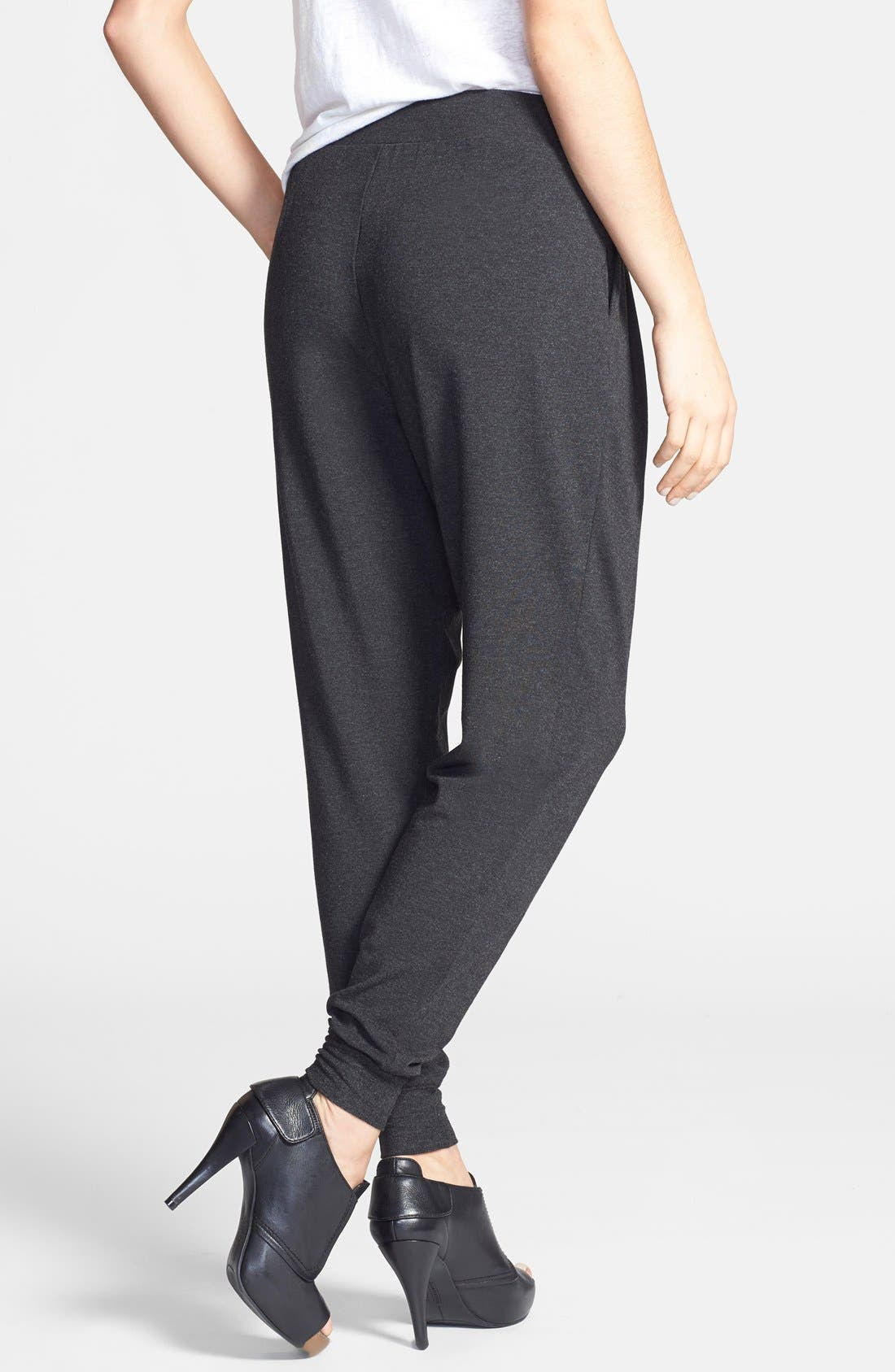 Alternate Image 2  - Eileen Fisher Slouchy Ankle Pants (Regular & Petite)