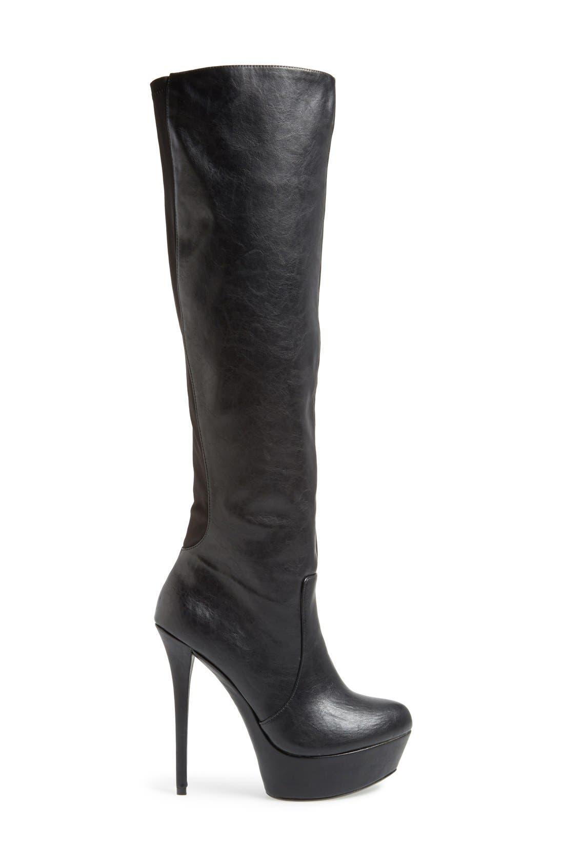 Alternate Image 7  - Steve Madden 'Animall' Platform Boot (Women)