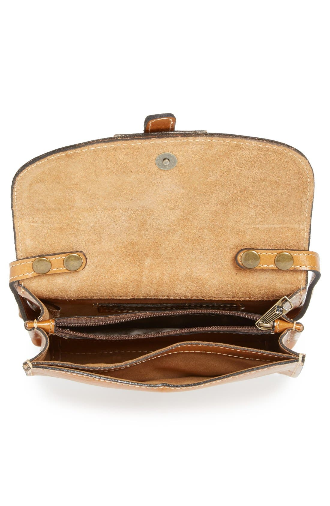 Alternate Image 3  - Patricia Nash 'Torri' Leather Crossbody Bag