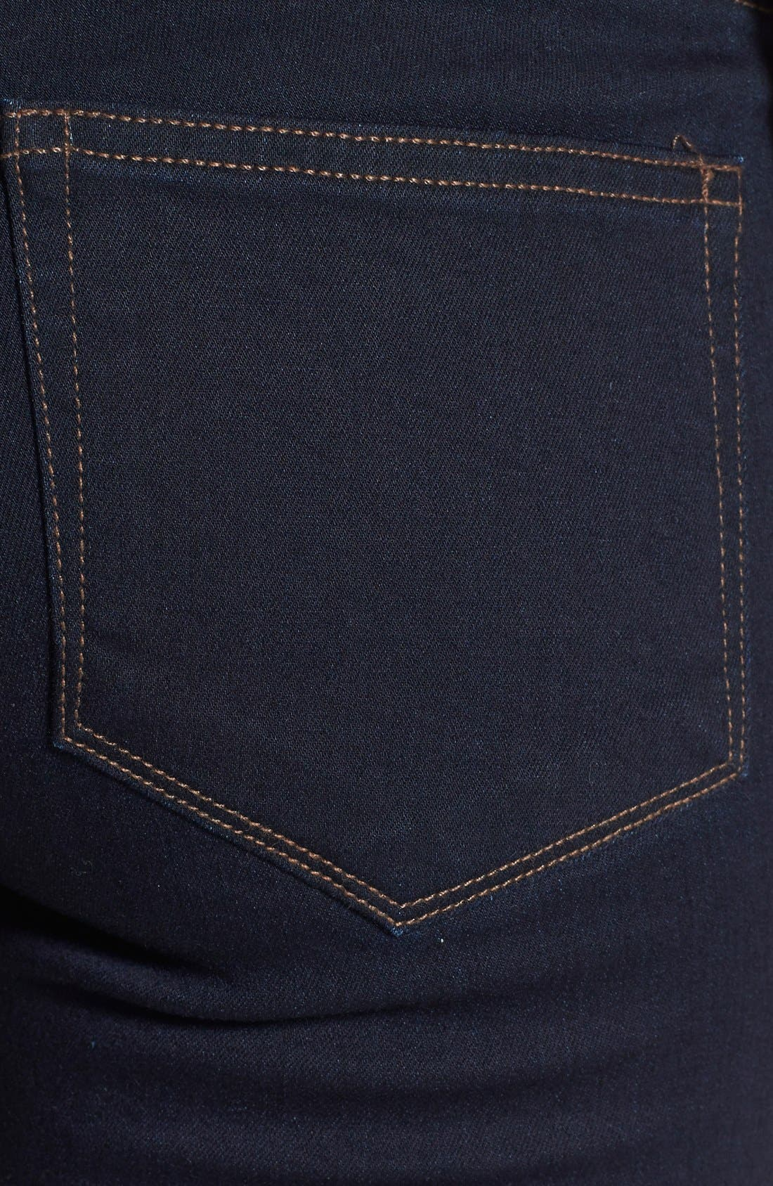 Alternate Image 3  - Paige Denim 'Transcend - Verdugo' Ultra Skinny Jeans (Rockwell No Whiskers)