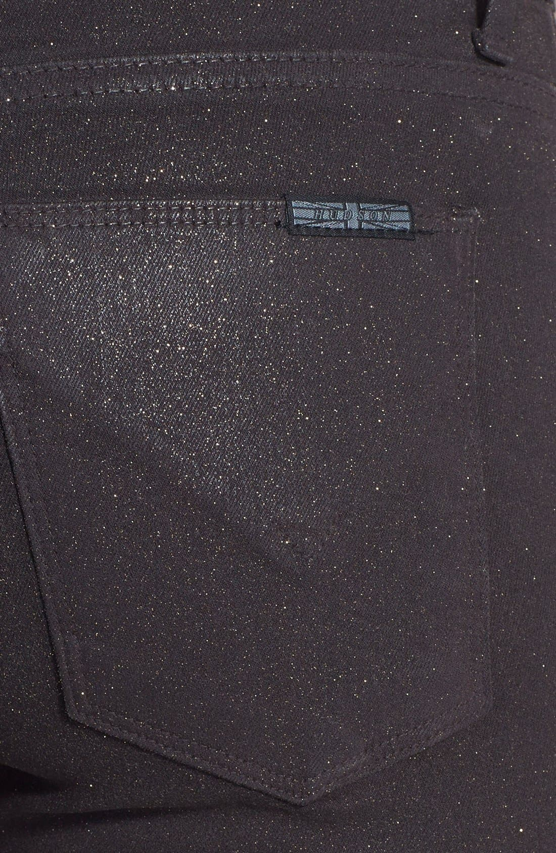 Alternate Image 3  - Hudson Jeans 'Nico' Skinny Stretch Jeans (Tactics)