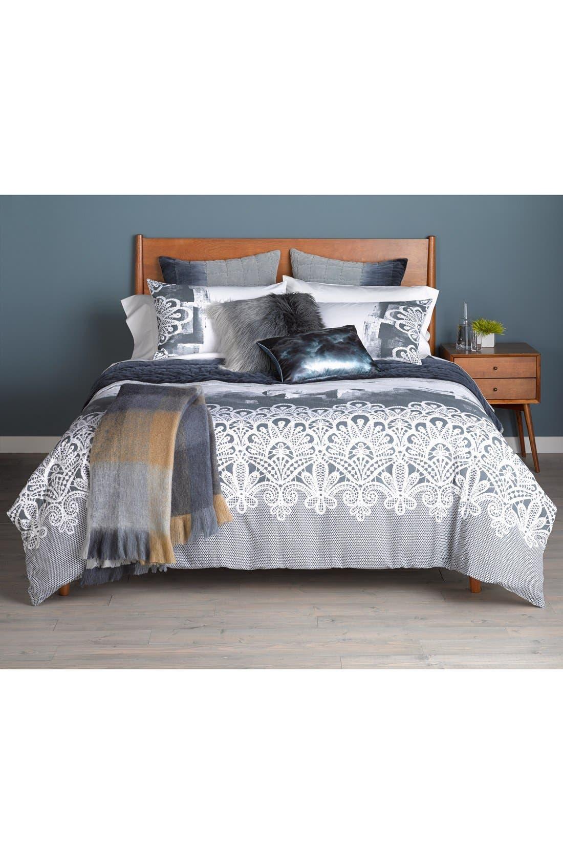 Alternate Image 4  - Nordstrom 500 Thread Count Sateen Pillowcases (Set of 2)