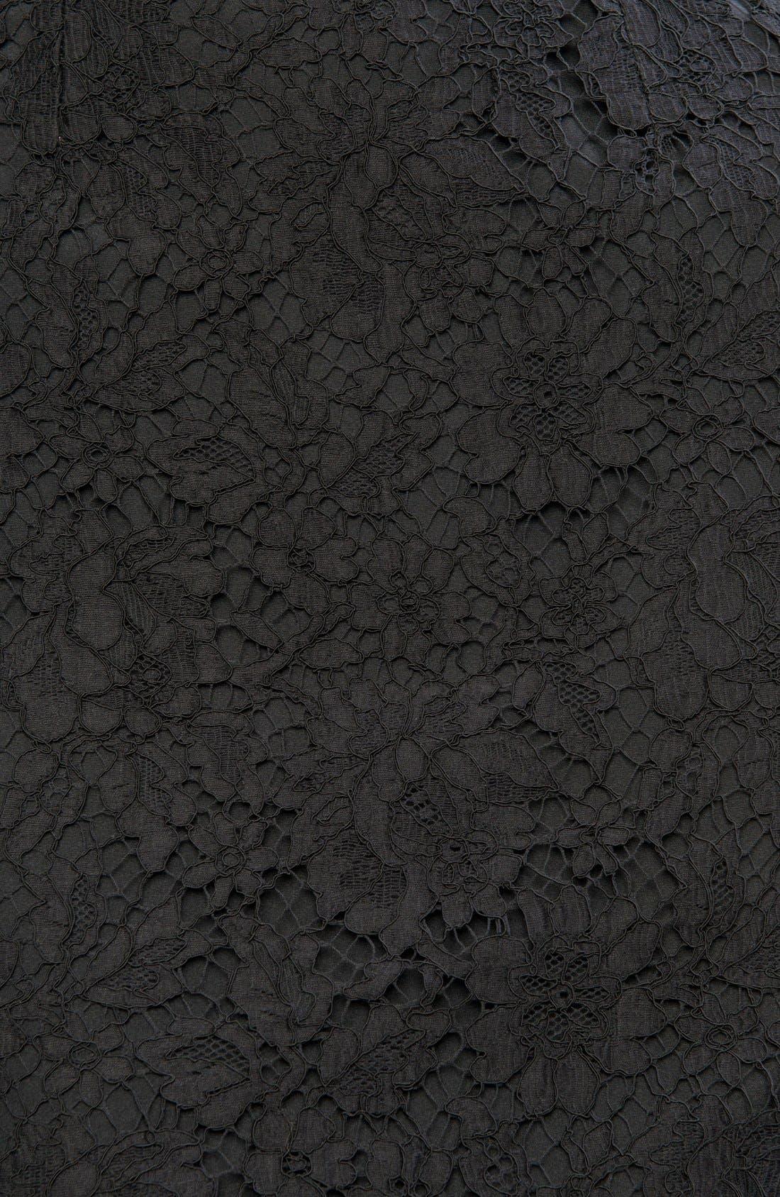Alternate Image 3  - Dolce&Gabbana Lace Tank Midi Dress