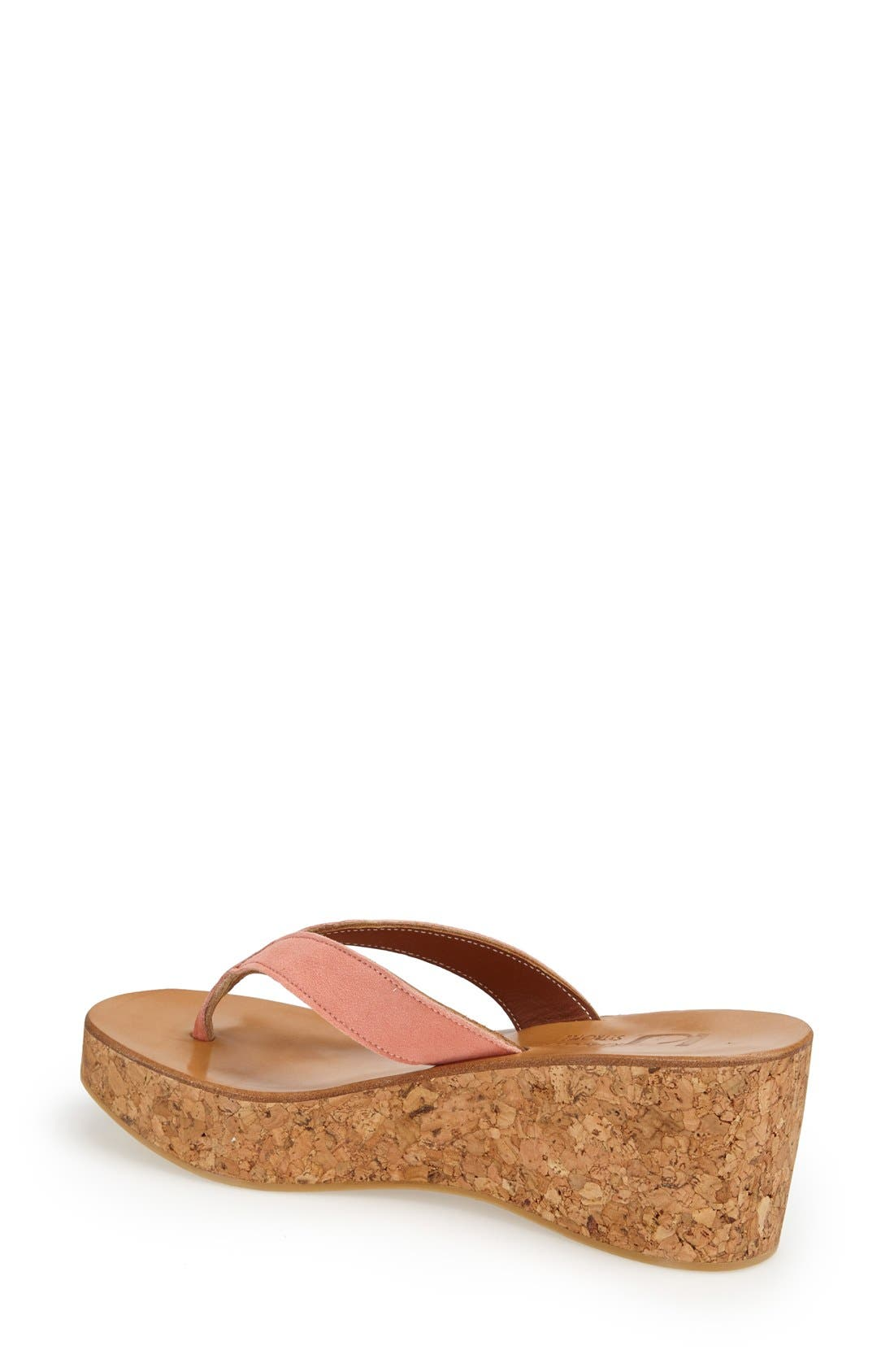 Alternate Image 2  - K.Jacques St. Tropez 'Diorite' Wedge Sandal (Women)