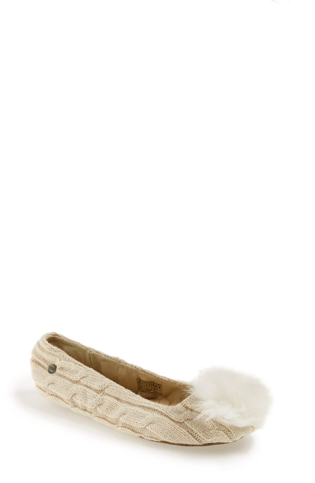 Alternate Image 1 Selected - UGG® Australia 'Andi' Slipper (Women)