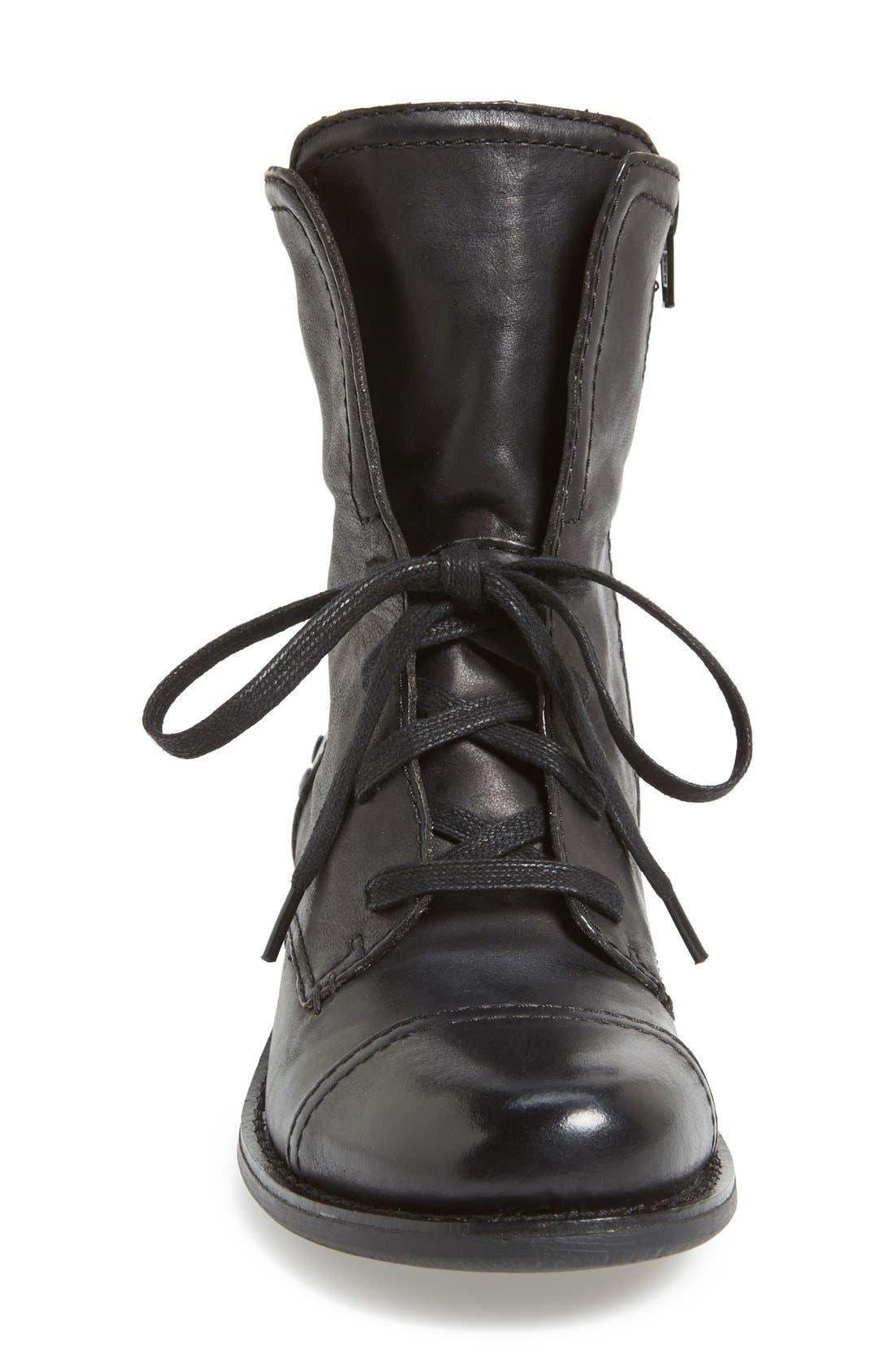 Alternate Image 3  - OTBT 'Bridgeman' Cap Toe Leather Bootie (Women)