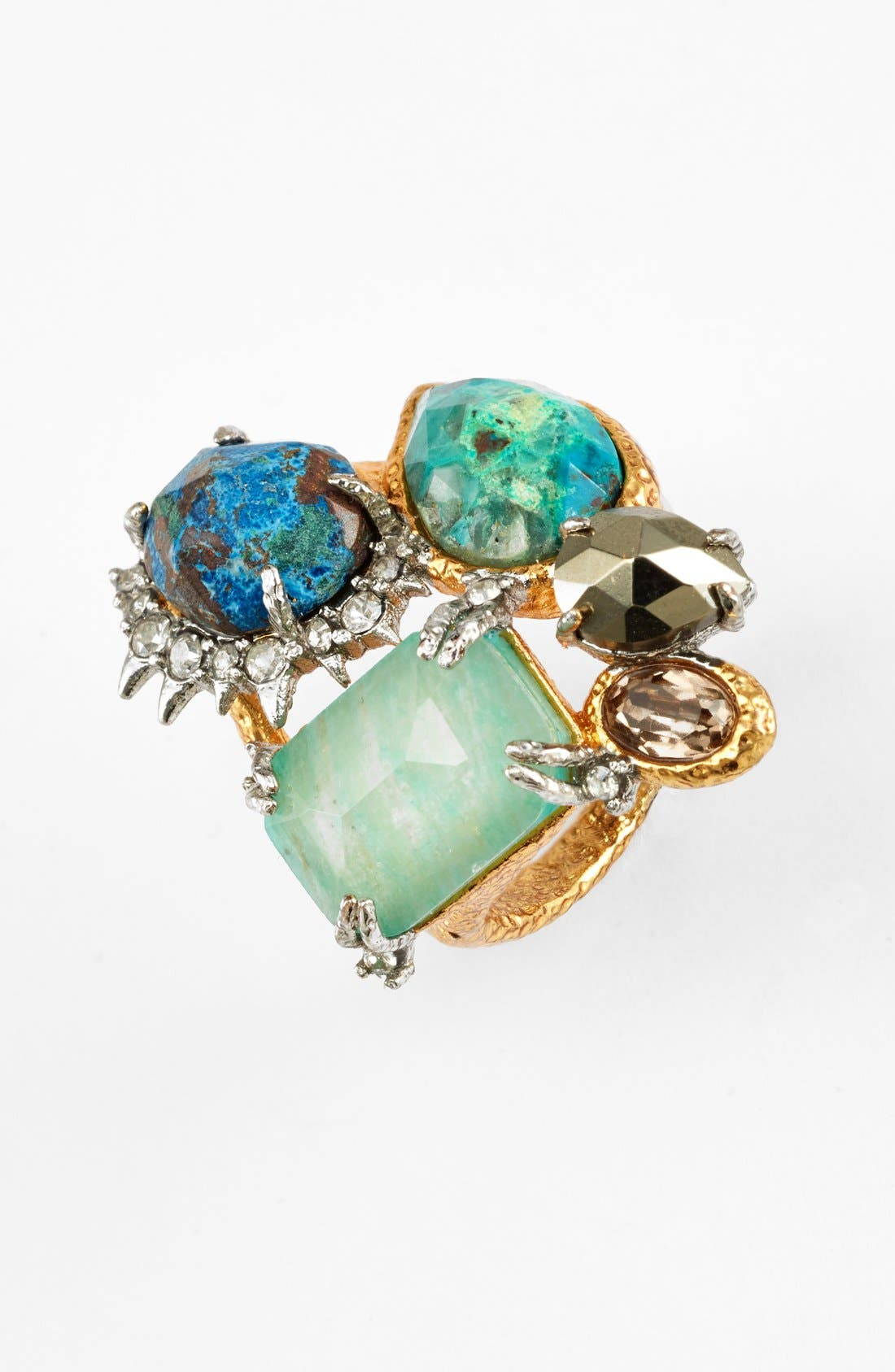 Alternate Image 1 Selected - Alexis Bittar 'Elements - Muse d'Or' Cluster Ring