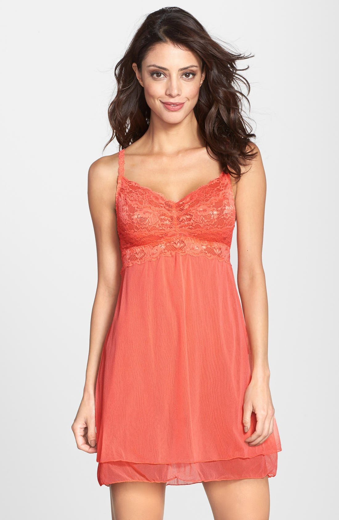 Alternate Image 1 Selected - Cosabella 'Never Say Never' Babydoll Chemise