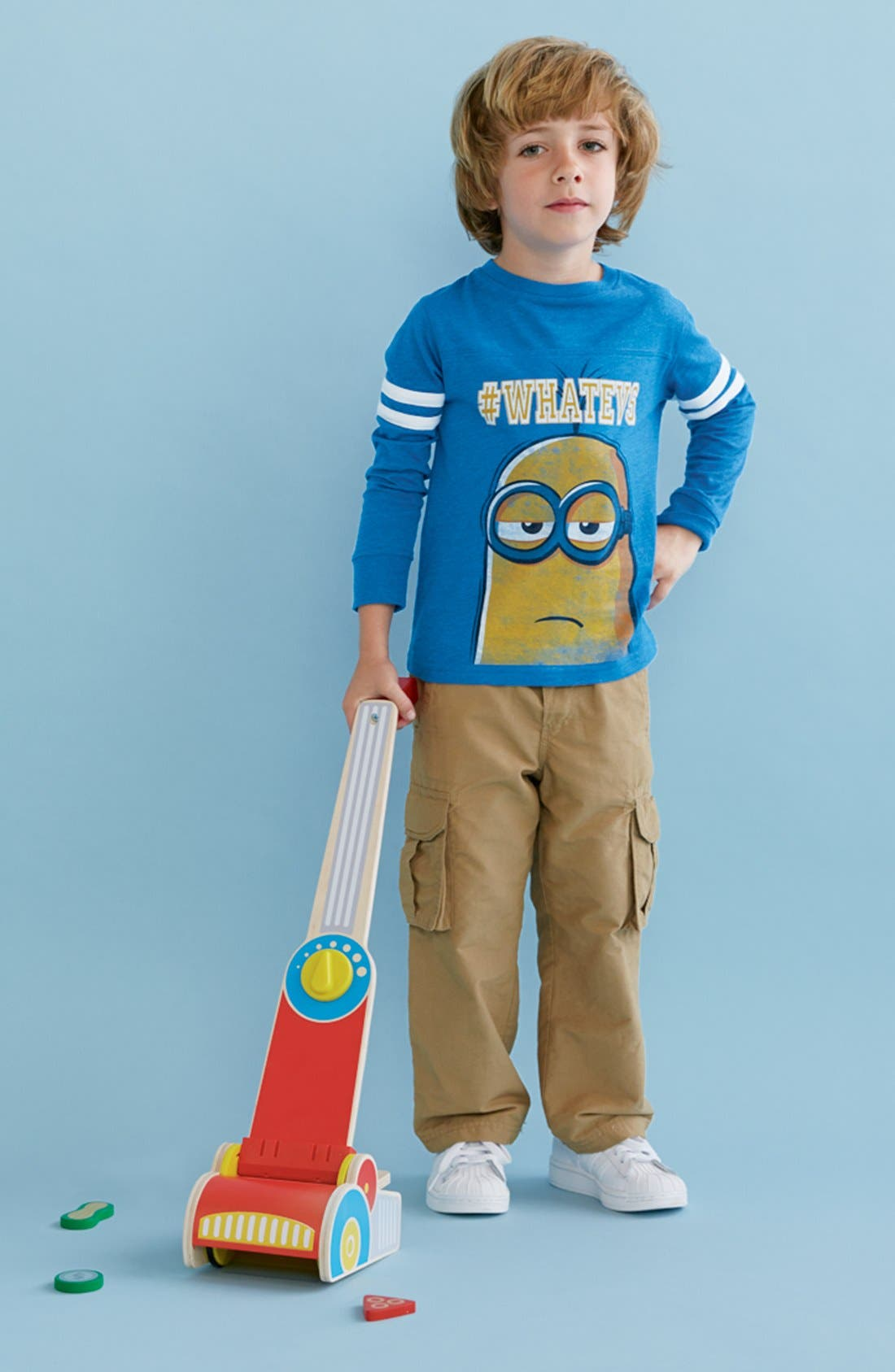 Alternate Image 11  - adidas 'Superstar II' Sneaker (Big Kid)