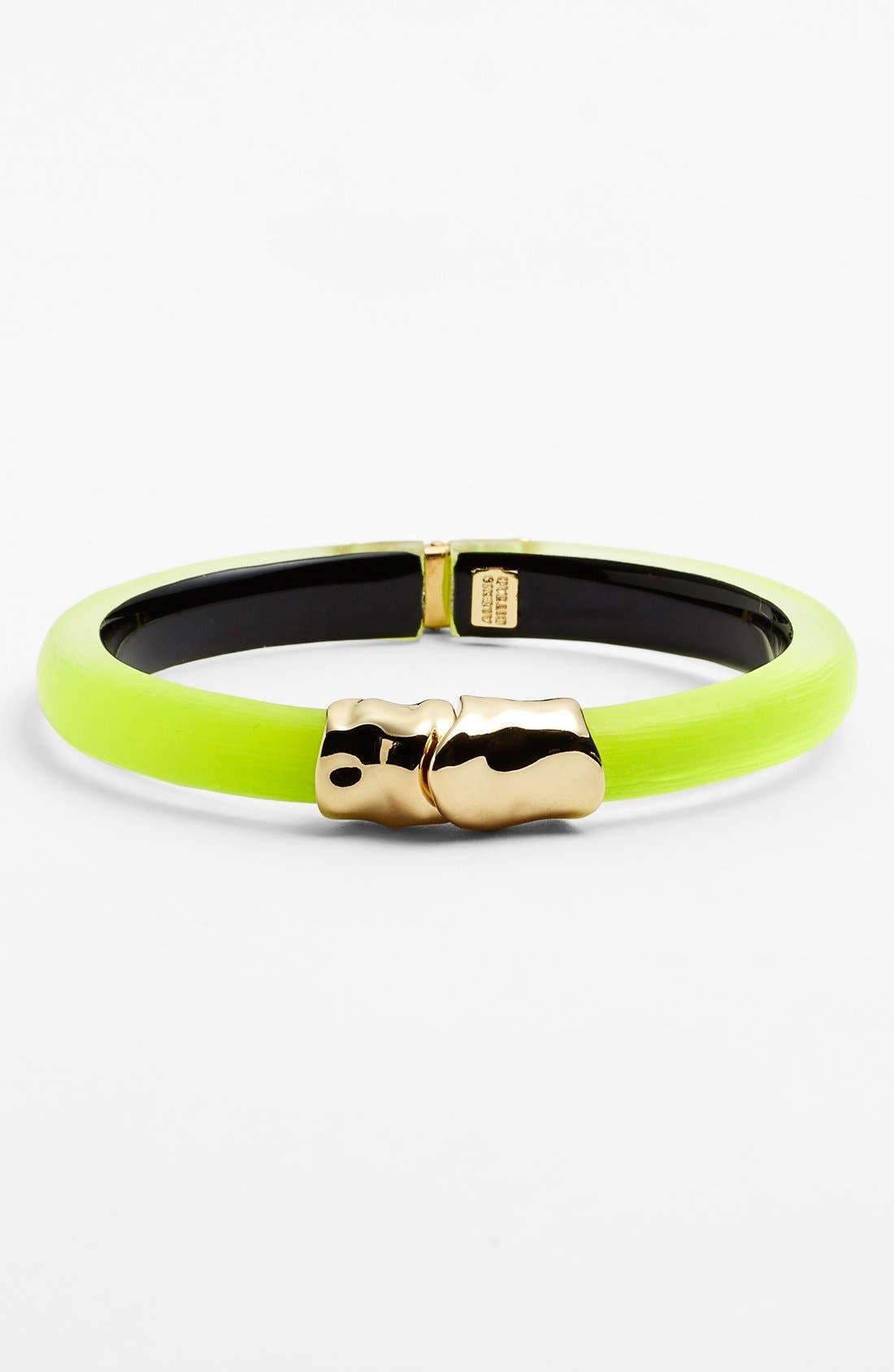 Main Image - Alexis Bittar 'Lucite®' Hinged Bracelet