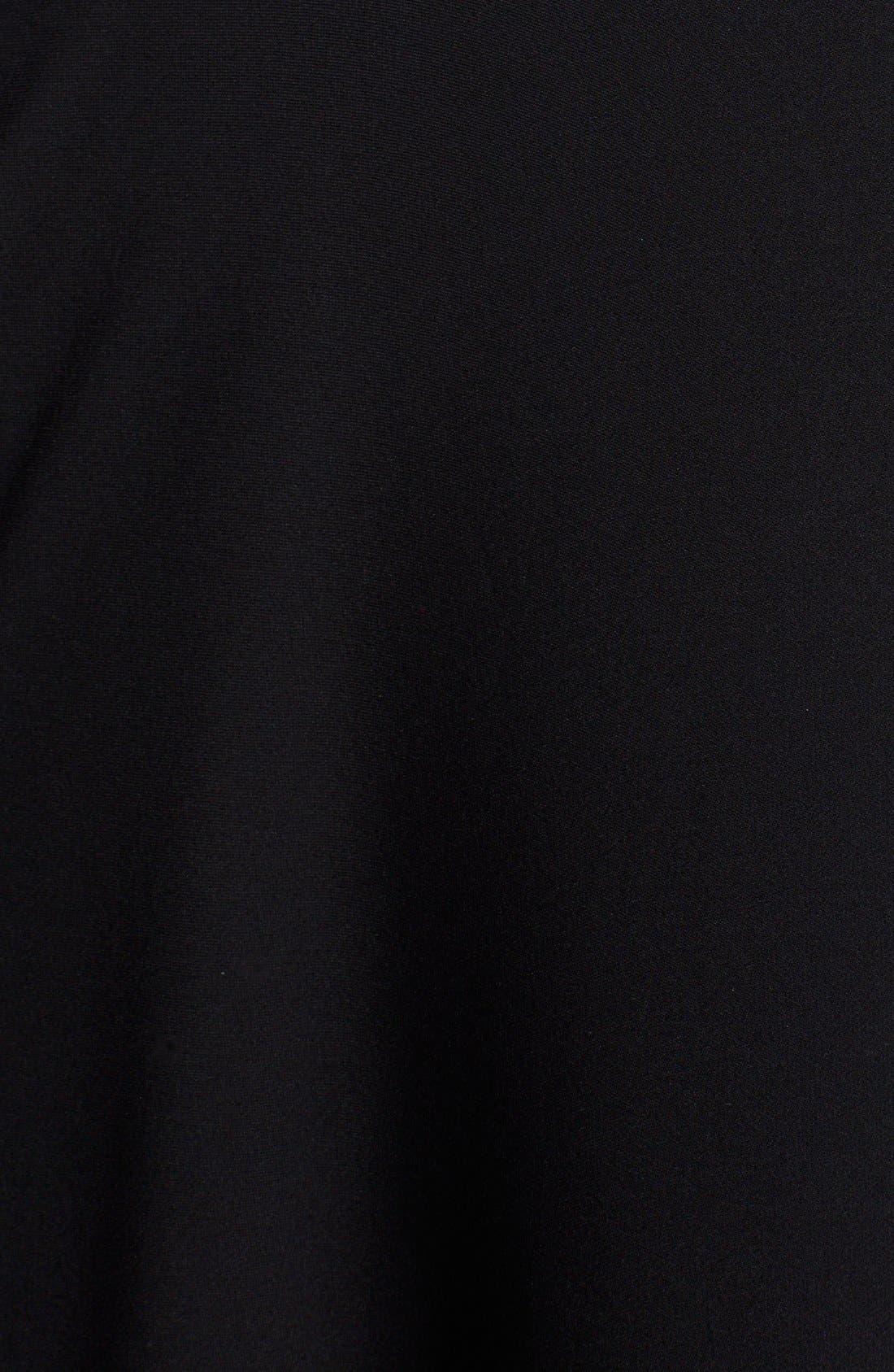Alternate Image 3  - Jason Wu Floral Lace & Silk Georgette Dress