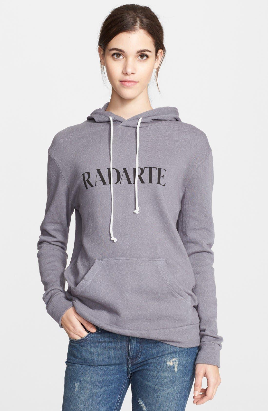 Main Image - Rodarte Hooded Sweatshirt