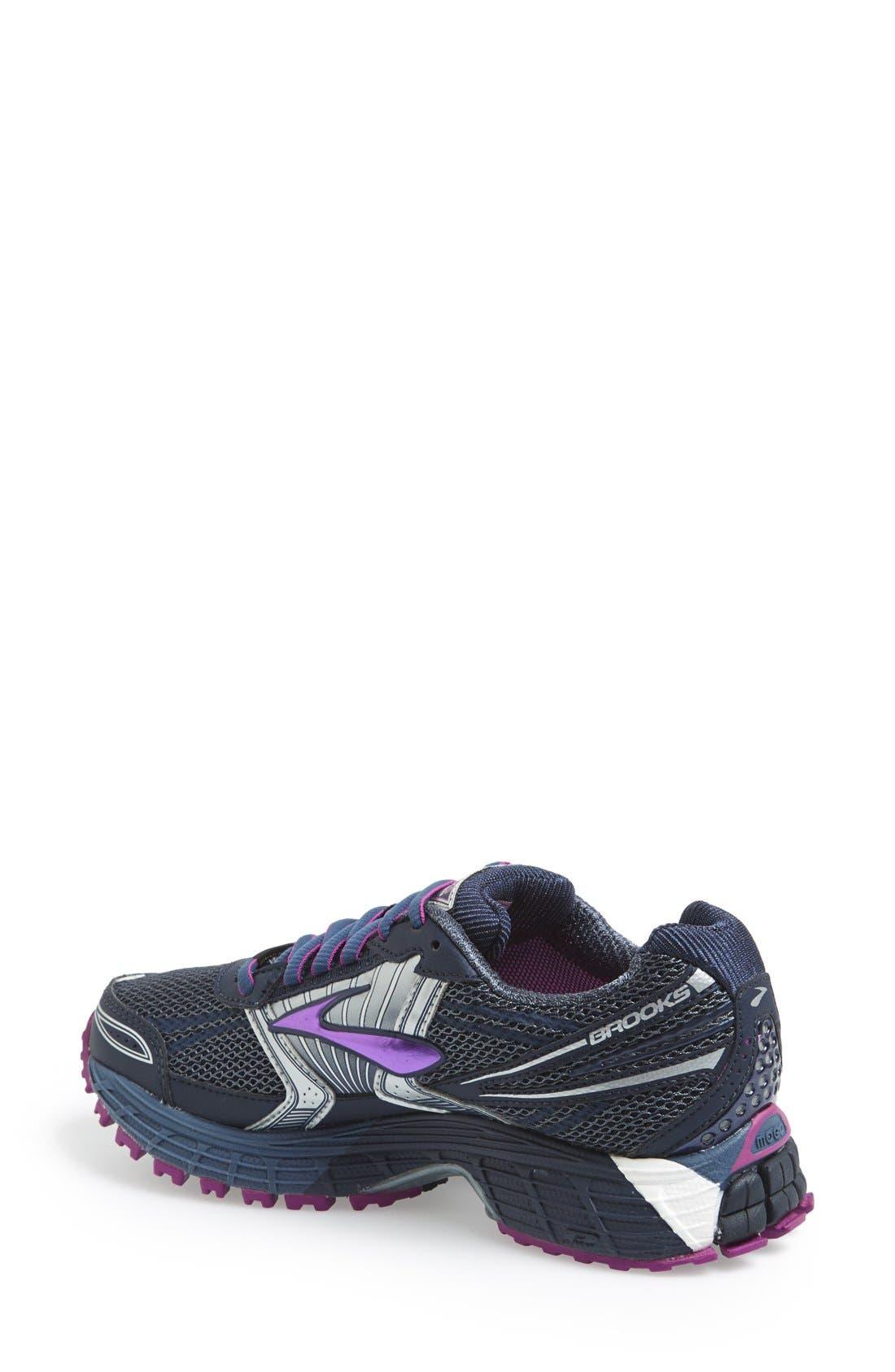 Alternate Image 2  - Brooks 'Adrenaline ASR 11 GTX' Waterproof Running Shoe (Women)