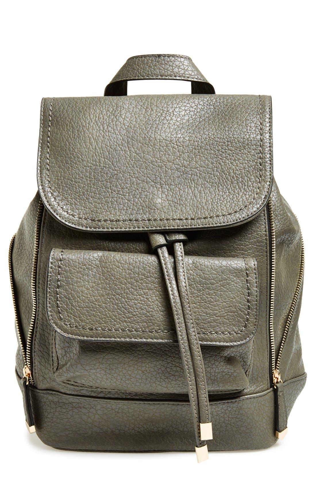 Alternate Image 1 Selected - kensie 'Off Duty' Backpack