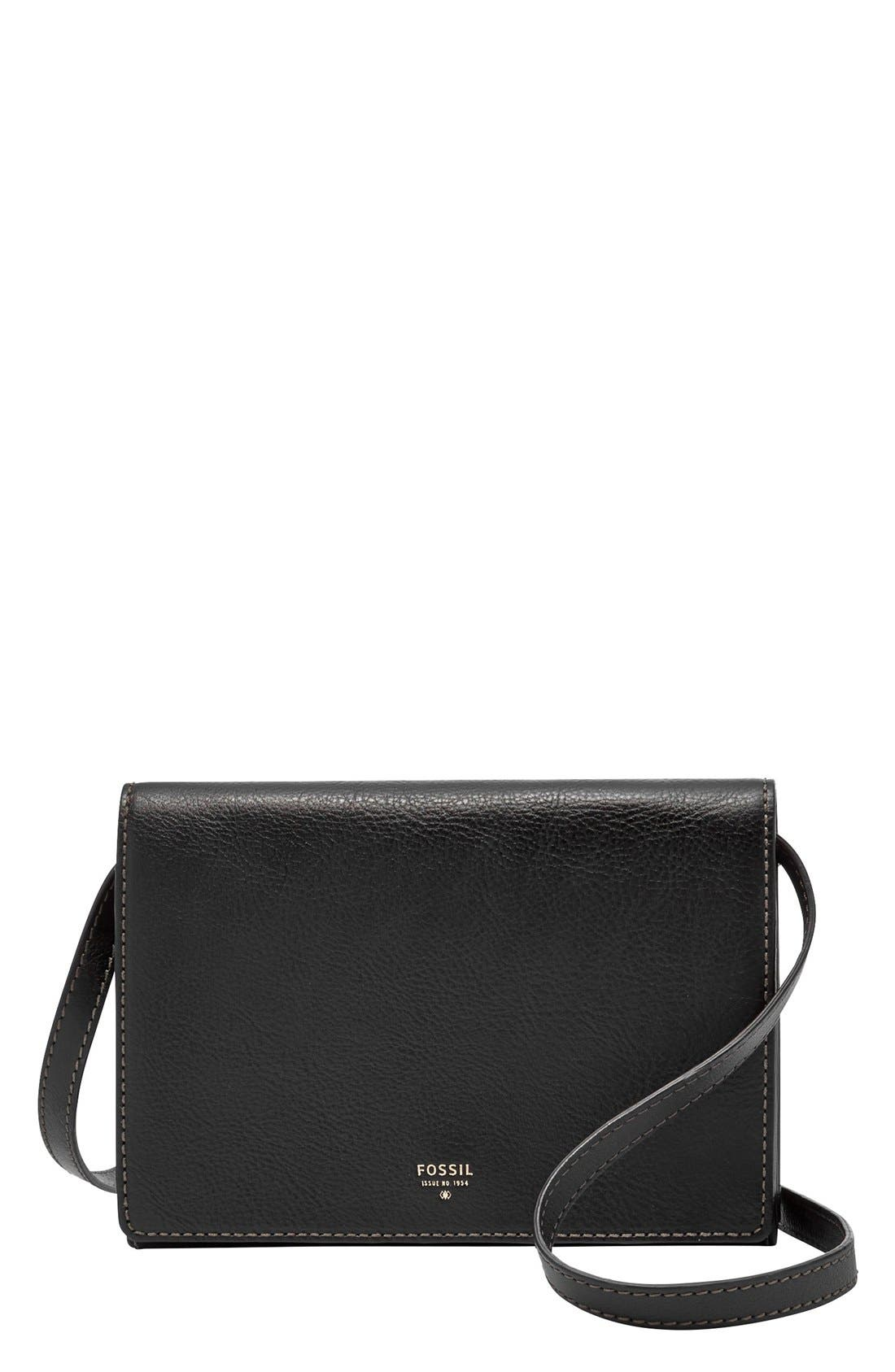 Alternate Image 1 Selected - Fossil 'Mini Sydney' Convertible Crossbody Bag