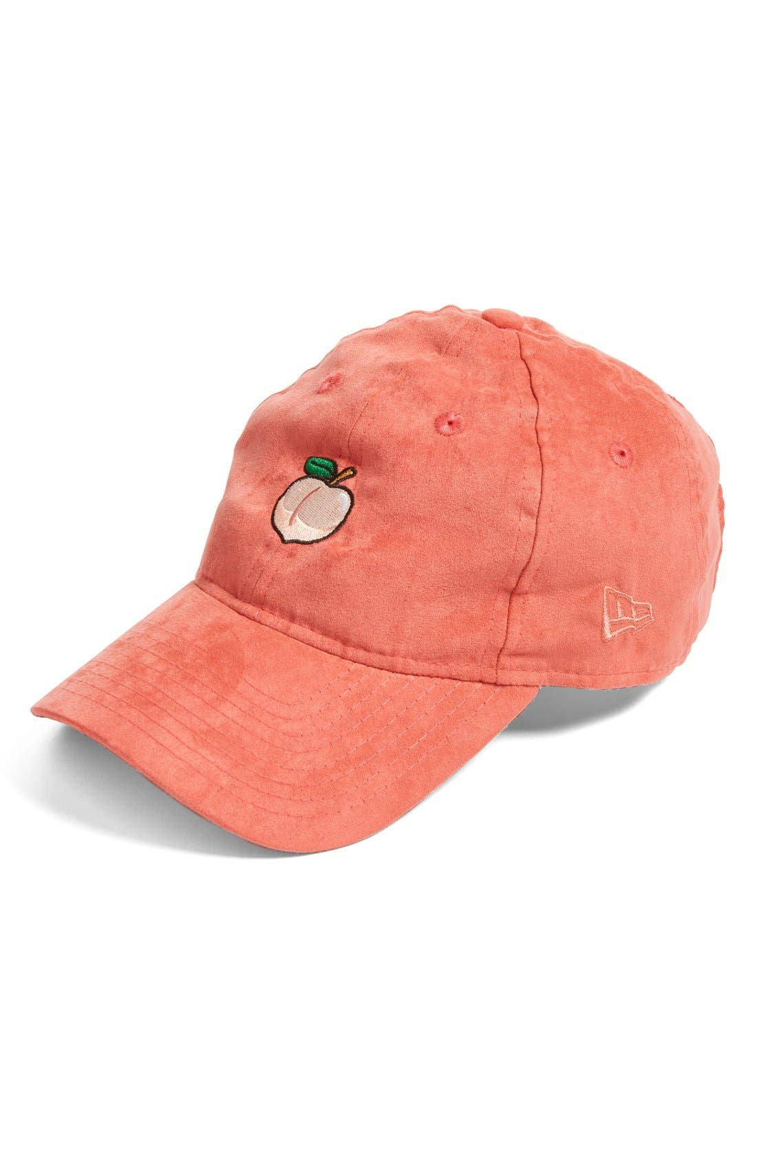 Alternate Image 1 Selected - New Era Cap Peach Baseball Cap (Nordstrom Exclusive)