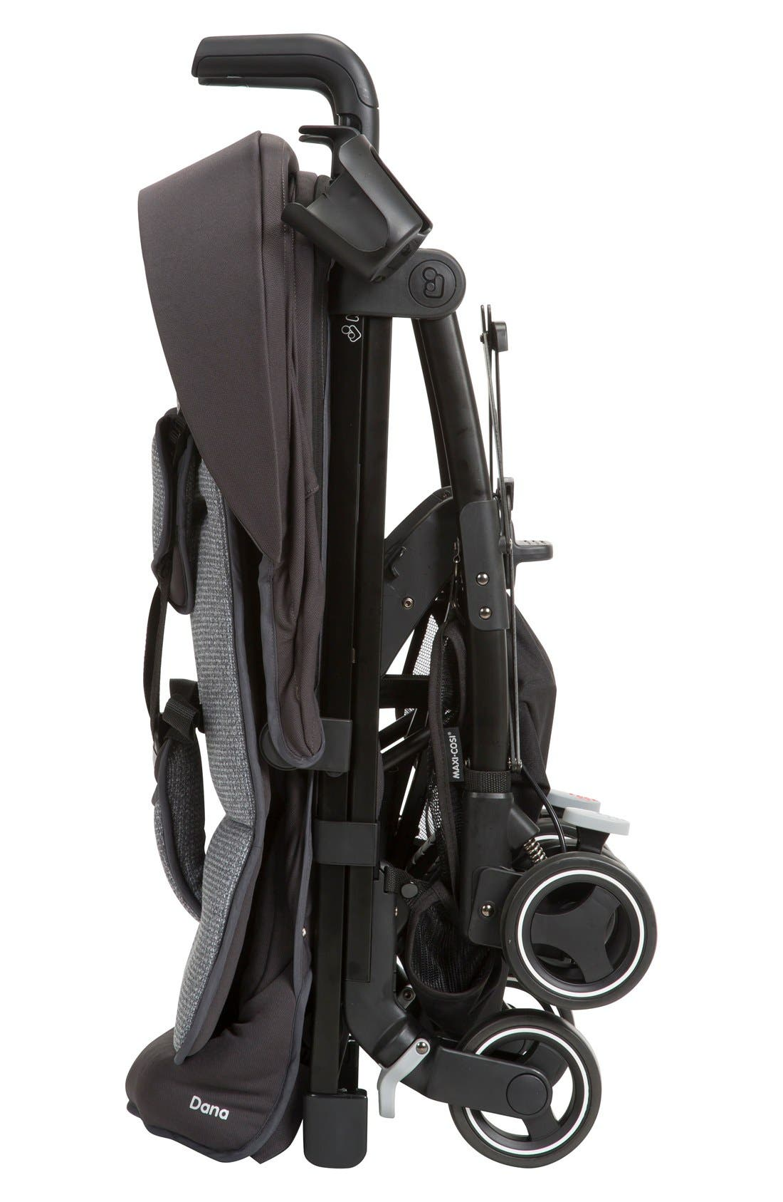 Alternate Image 4  - Maxi-Cosi® Dana Sweater Knit Special Edition Stroller