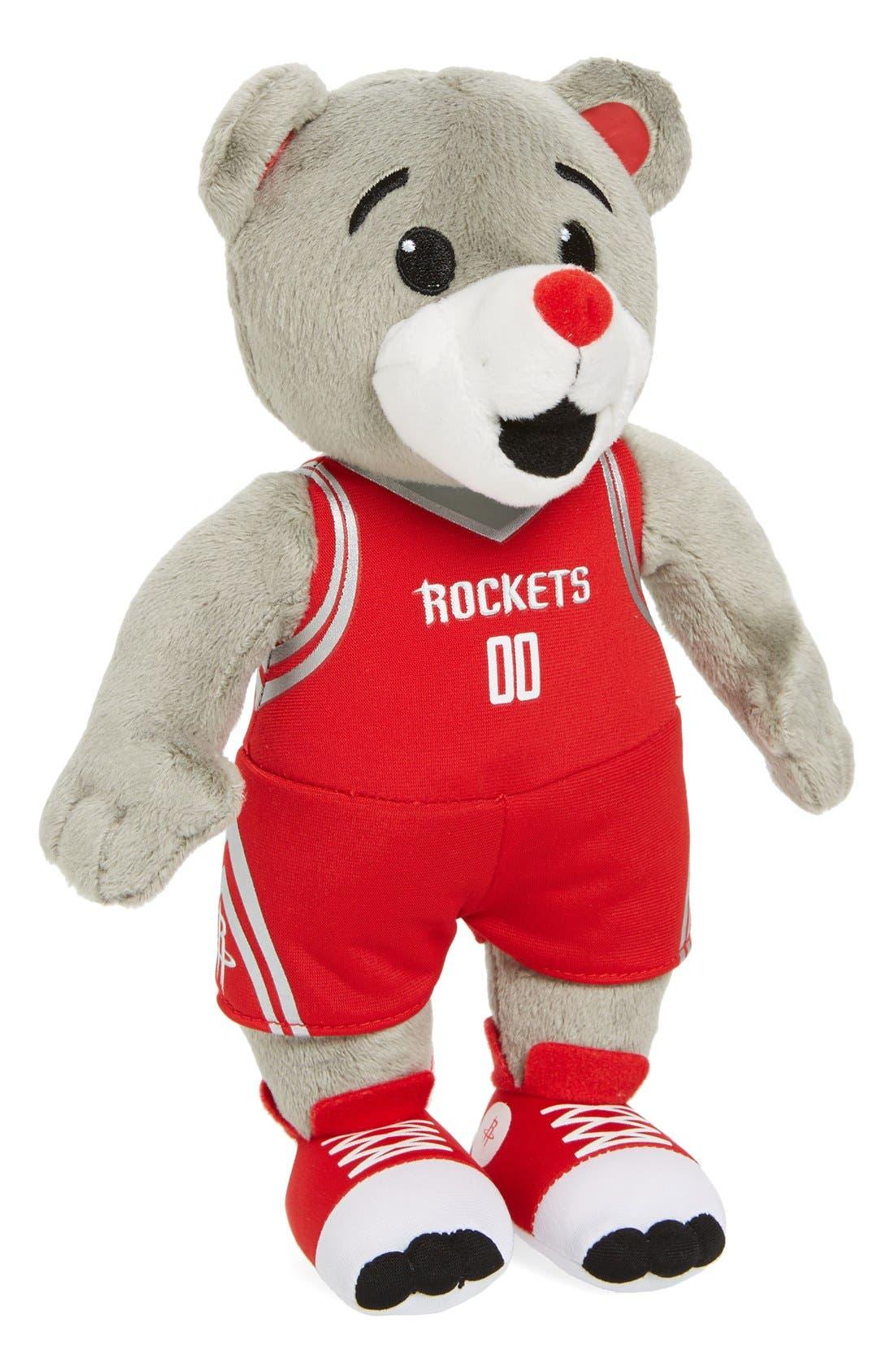 BLEACHER CREATURES Houston Rockets - Clutch Plush Toy